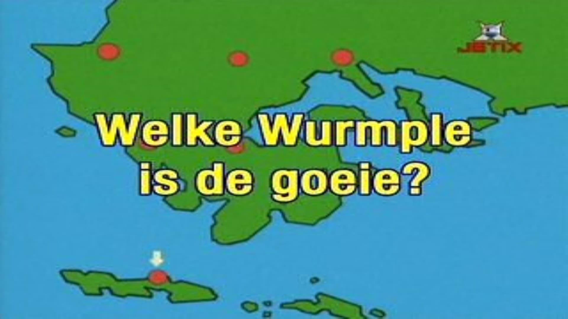 Pokémon Season 6 :Episode 21  Which Wurmple's Which?
