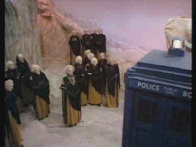 Doctor Who Season 18 :Episode 26  Logopolis, Part Two