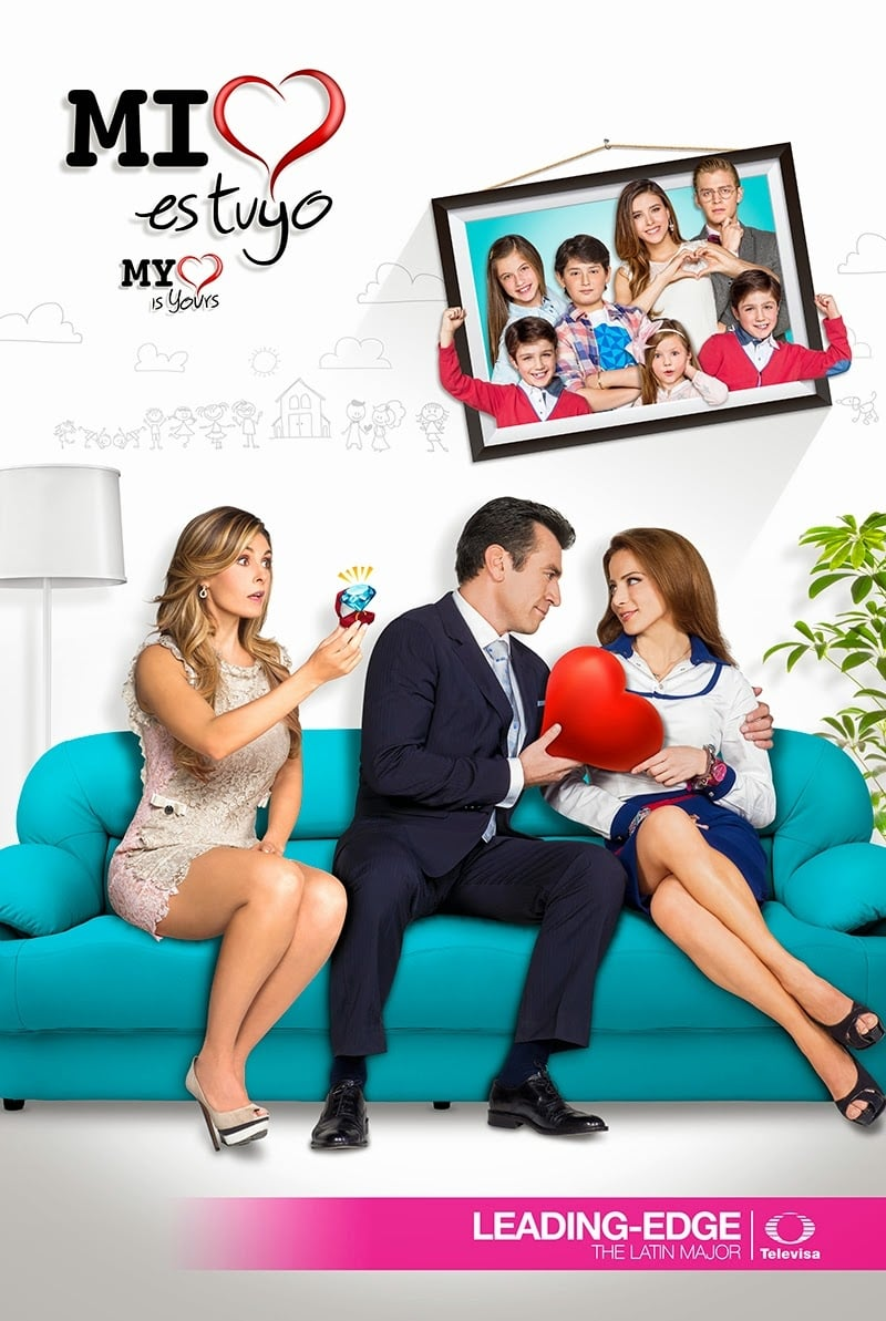 My Heart is Yours (2014)