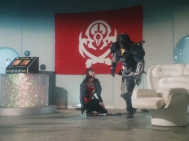 Super Sentai Season 9 :Episode 48  Pirate Booba's Storm of Love
