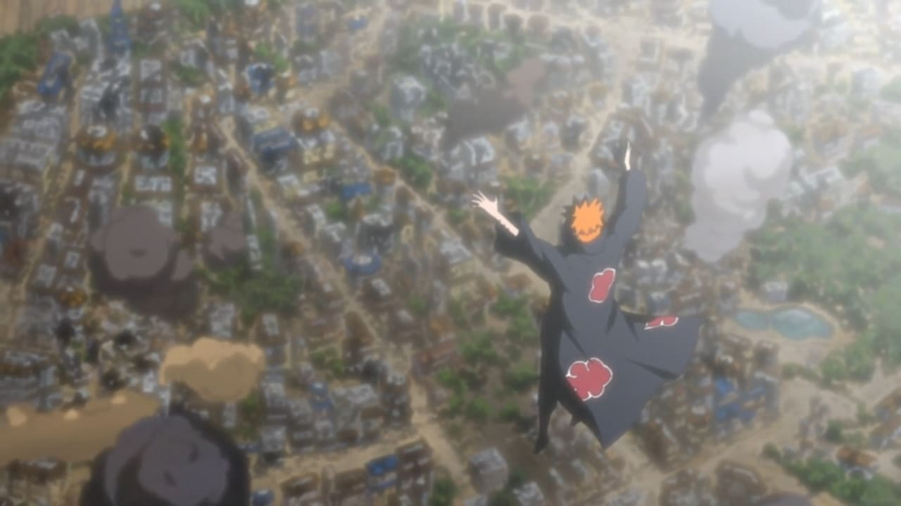 Naruto Shippūden - Season 8 Episode 162 : Pain to the World