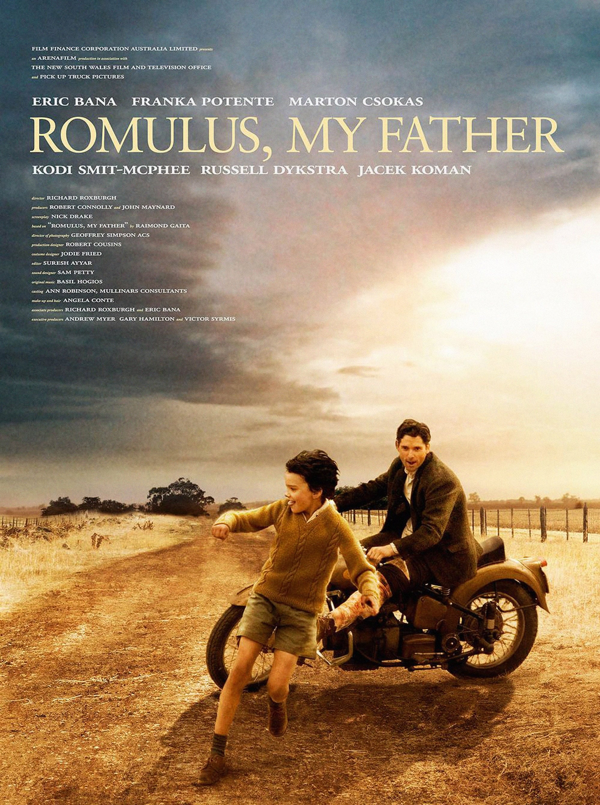 Romulus, My Father on FREECABLE TV