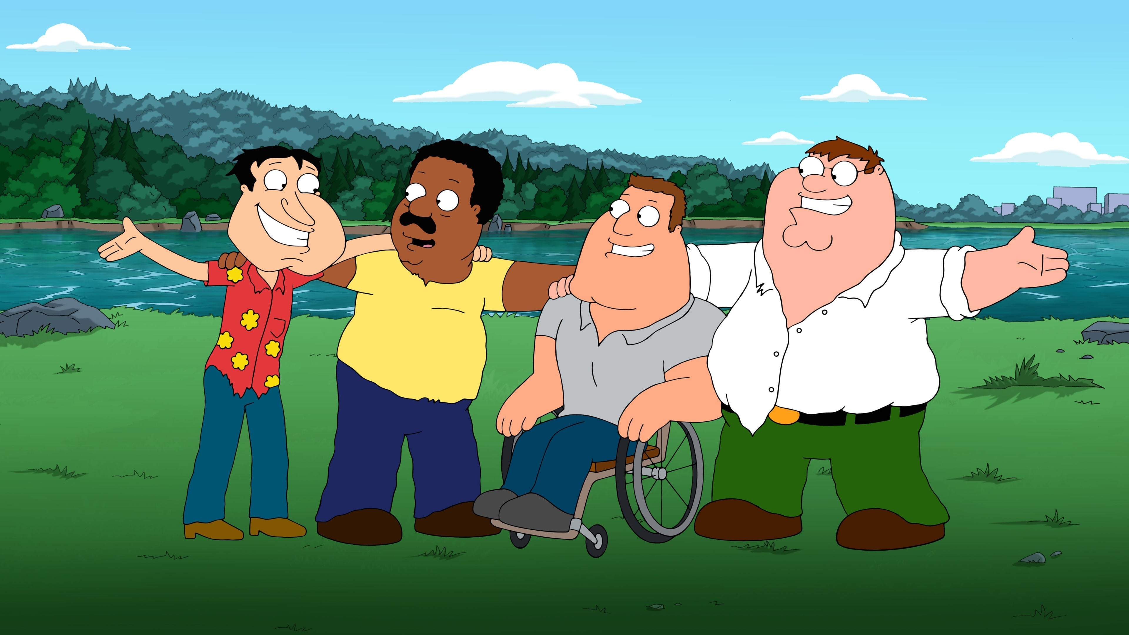 Family Guy Season 13 :Episode 14  #JOLO