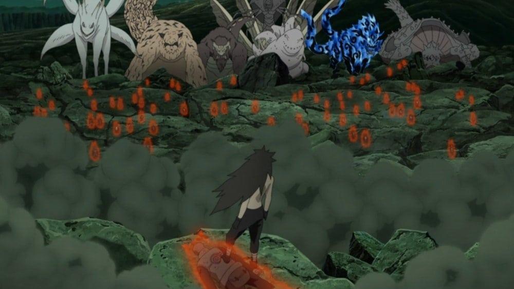 Naruto Shippūden Season 18 :Episode 391  Madara Uchiha Arises