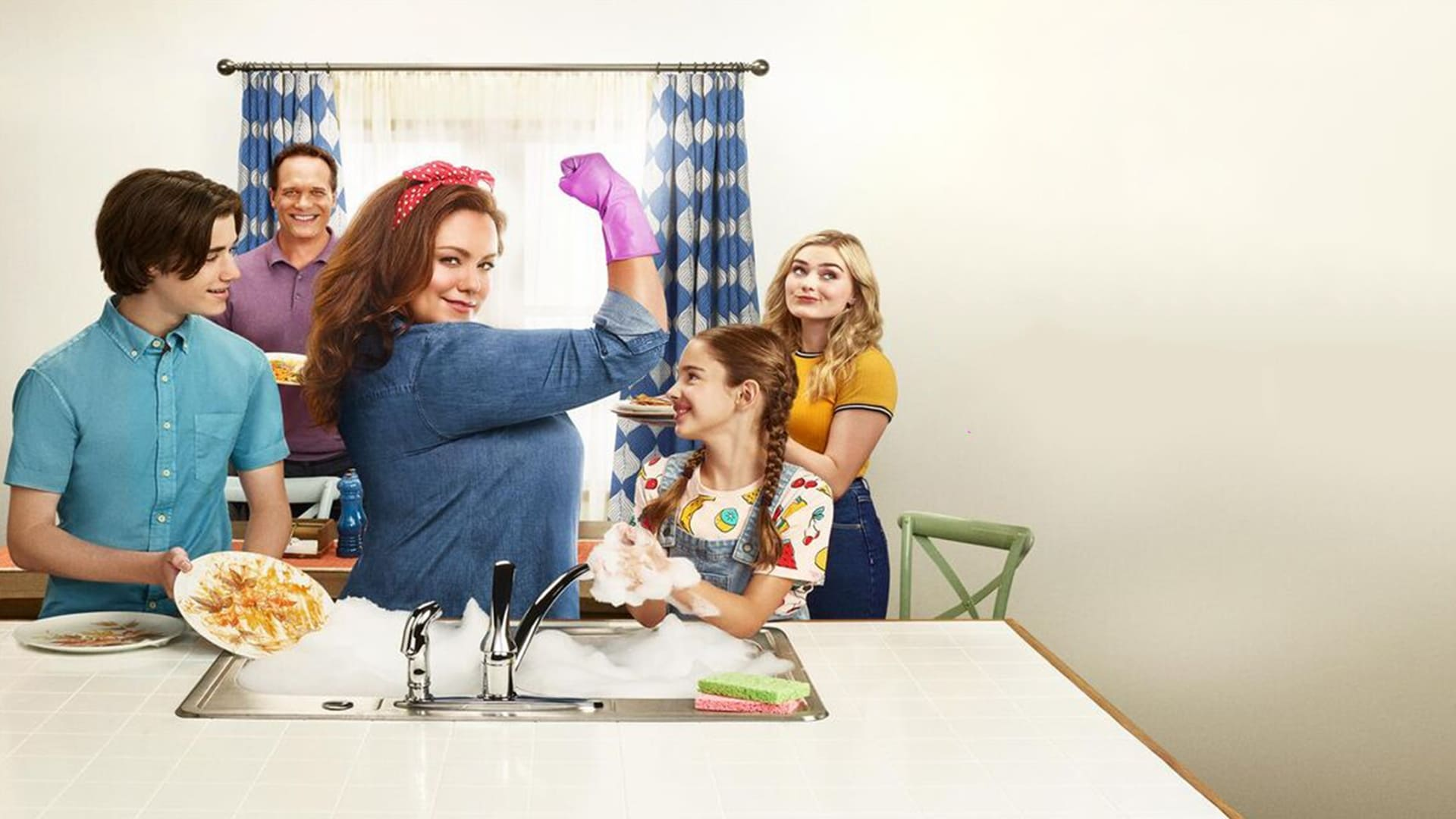 American Housewife - Season 4 Episode 12 : Wildflower Girls