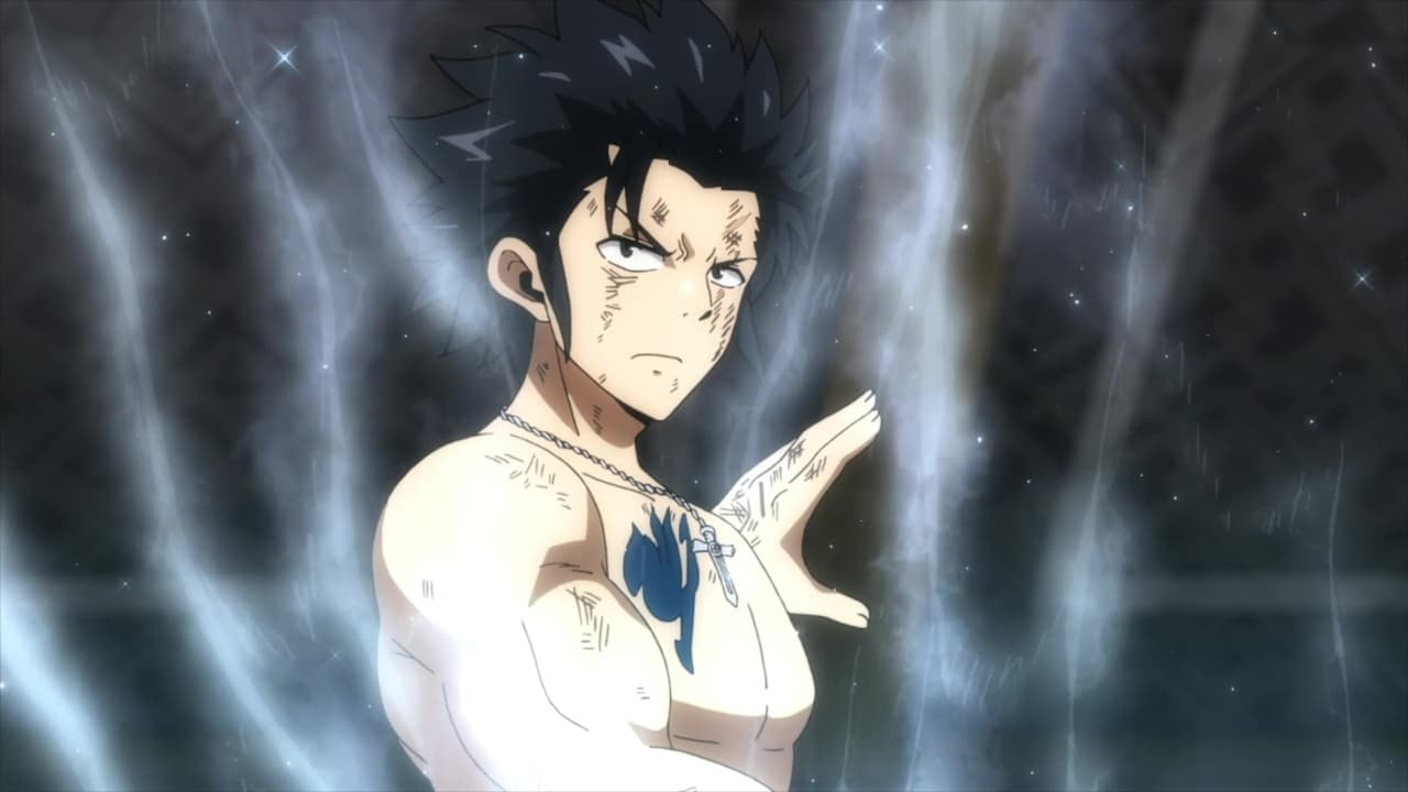 Fairy Tail Season 8 :Episode 39  Gray's Trump Card