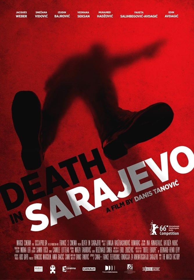 Hotel Europa (Death in Sarajevo)