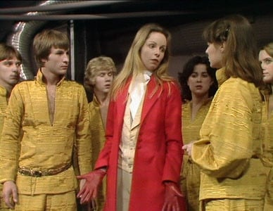 Doctor Who Season 17 :Episode 18  The Horns of Nimon, Part Two
