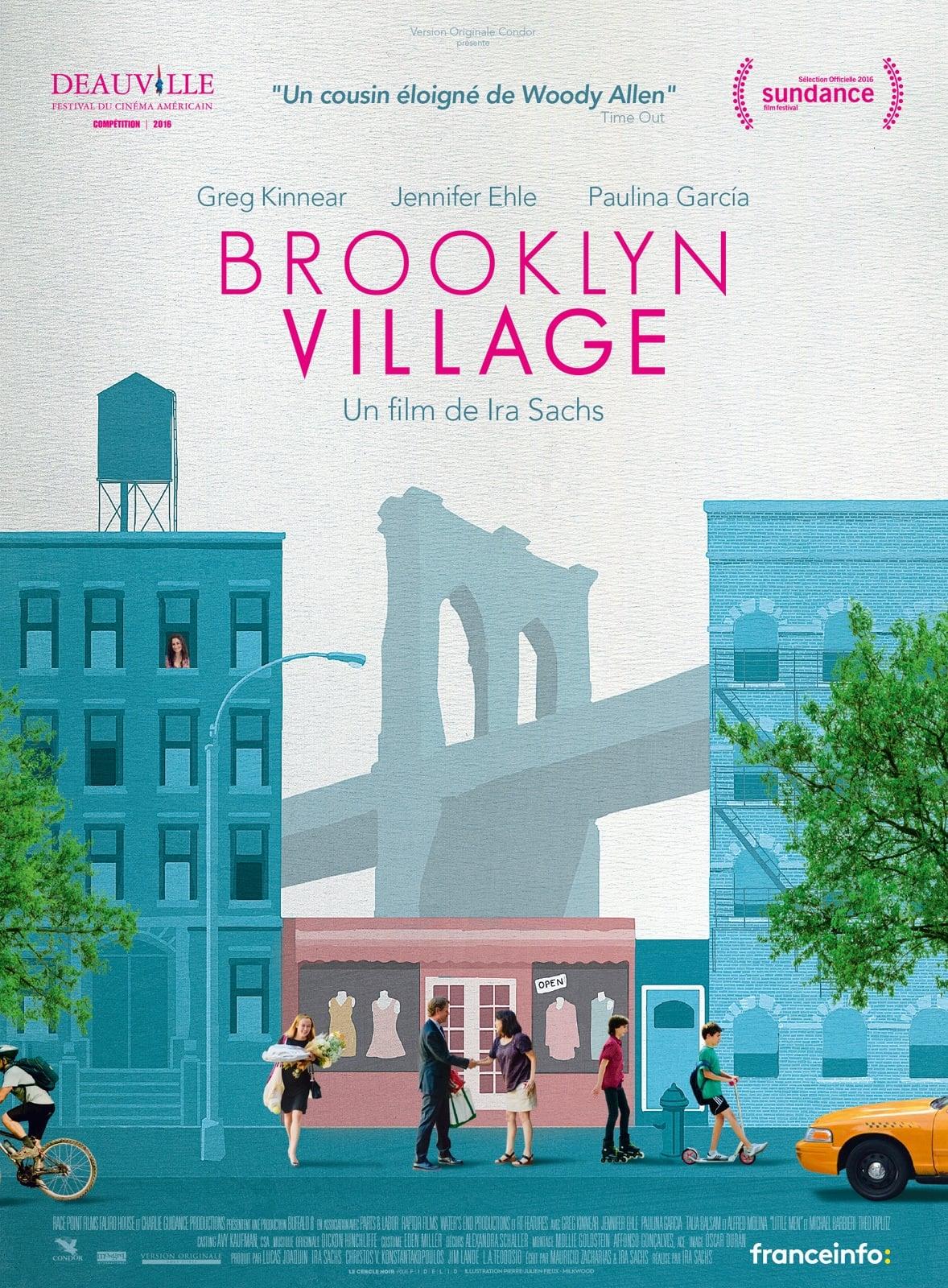 Brooklyn Village streaming sur libertyvf