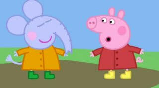 Peppa Pig Season 2 :Episode 3  Emily Elephant