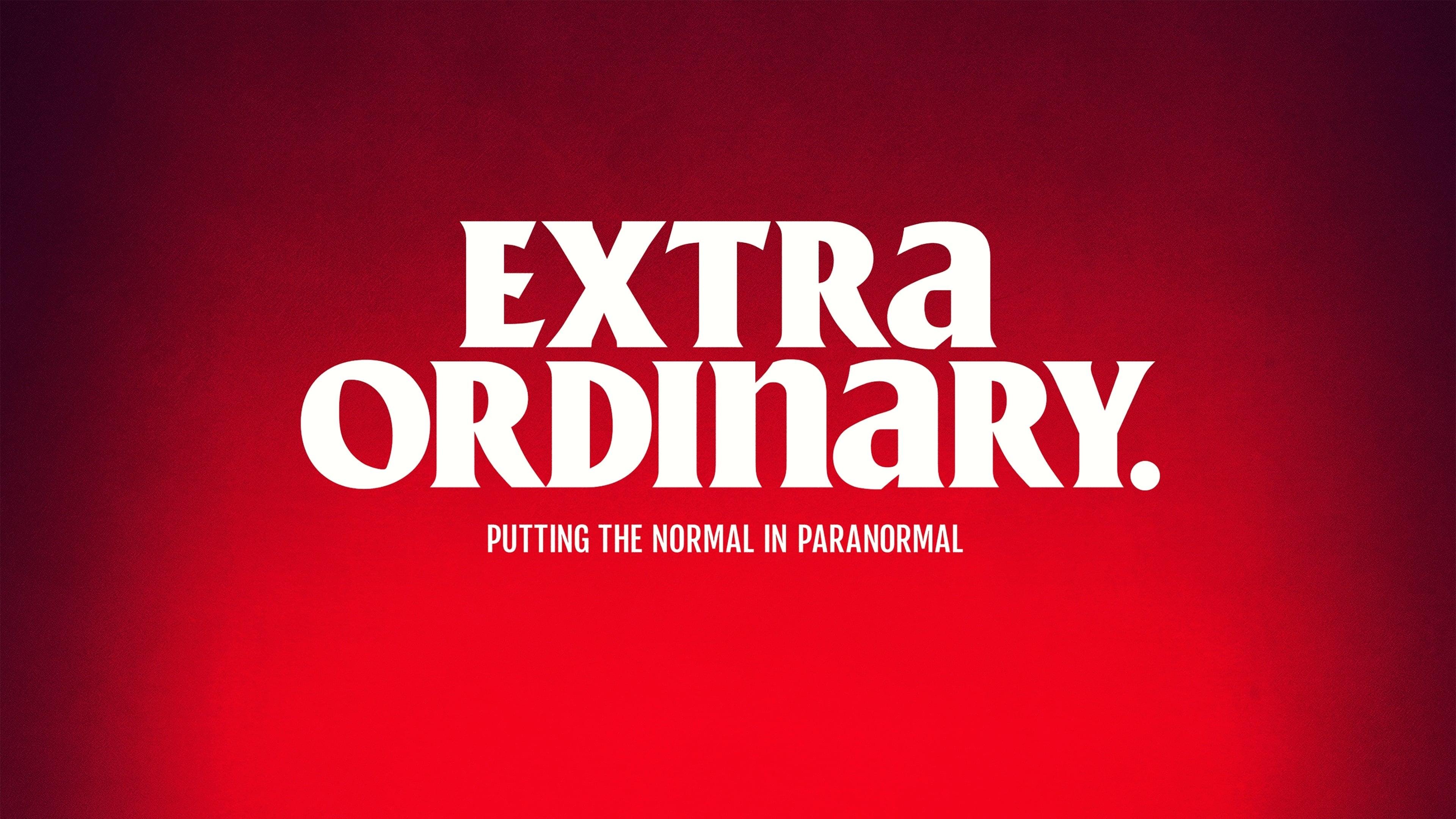 Extra ordinario