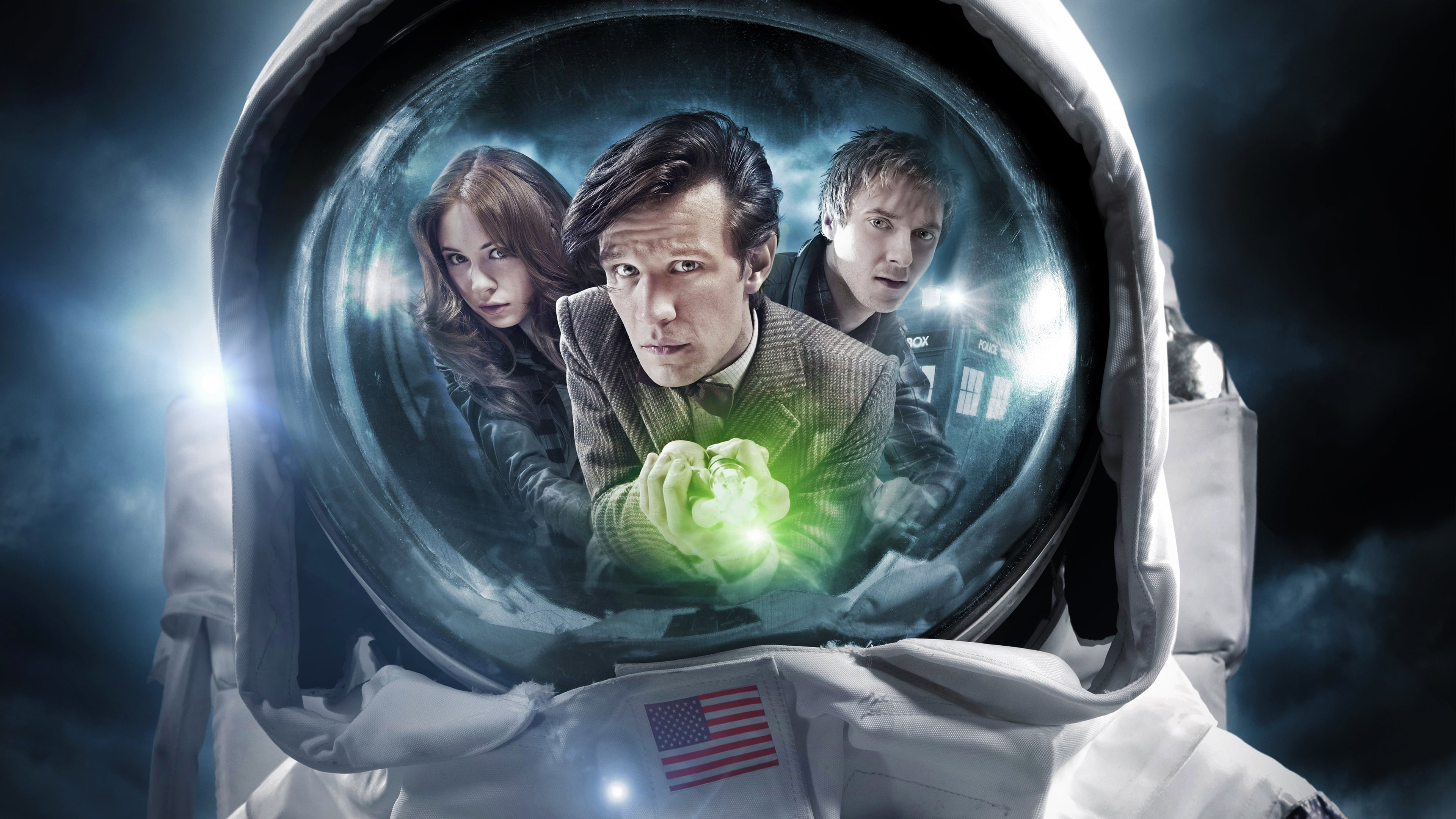 Doctor Who Season 6 :Episode 1  The Impossible Astronaut (1)