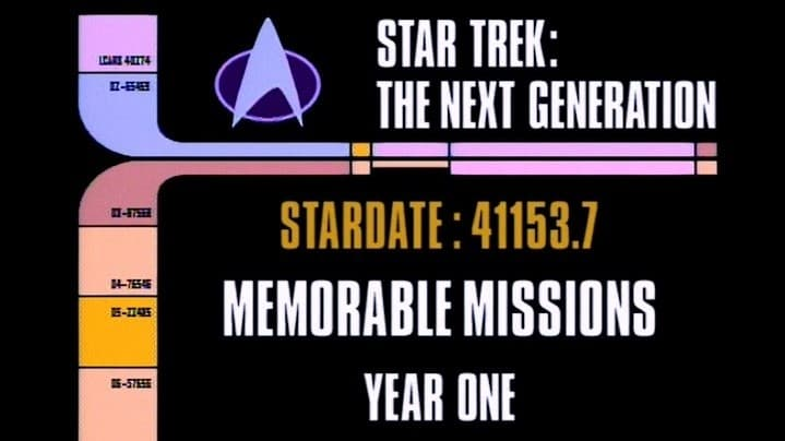 Archival Mission Log: Year One - Memorable Missions-Azwaad Movie Database