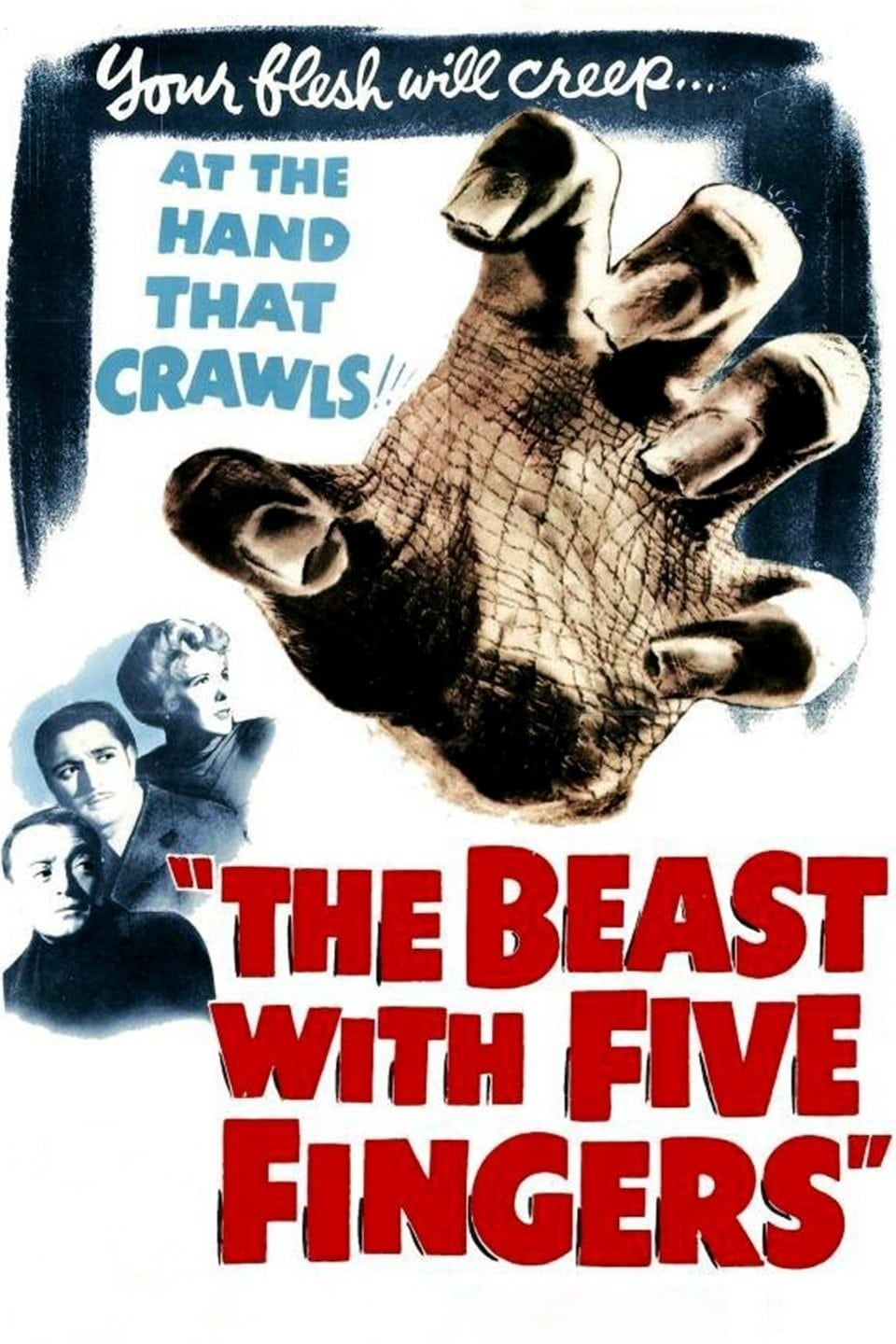 The Beast with Five Fingers (1947)
