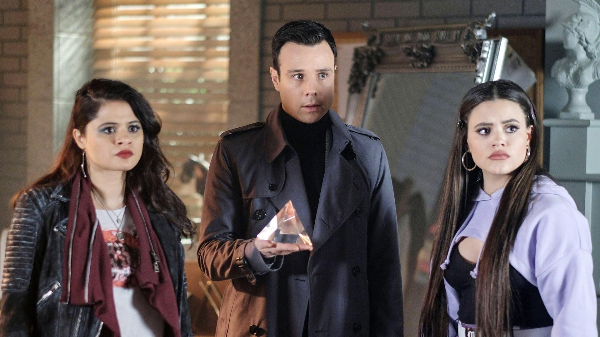 Charmed Season 1 :Episode 22  The Source Awakens