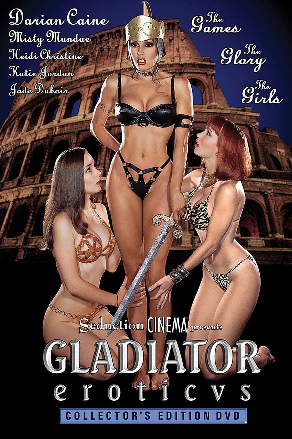 Gladiator Eroticvs: The Lesbian Warriors (2001)