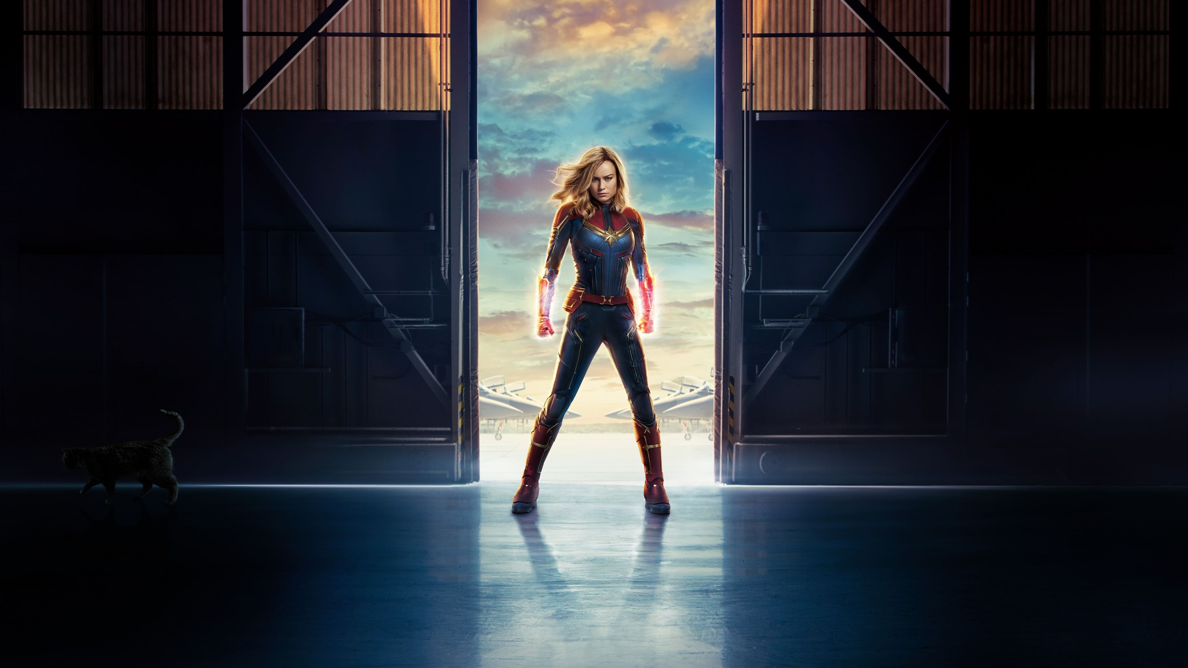 Filmszene aus Captain Marvel
