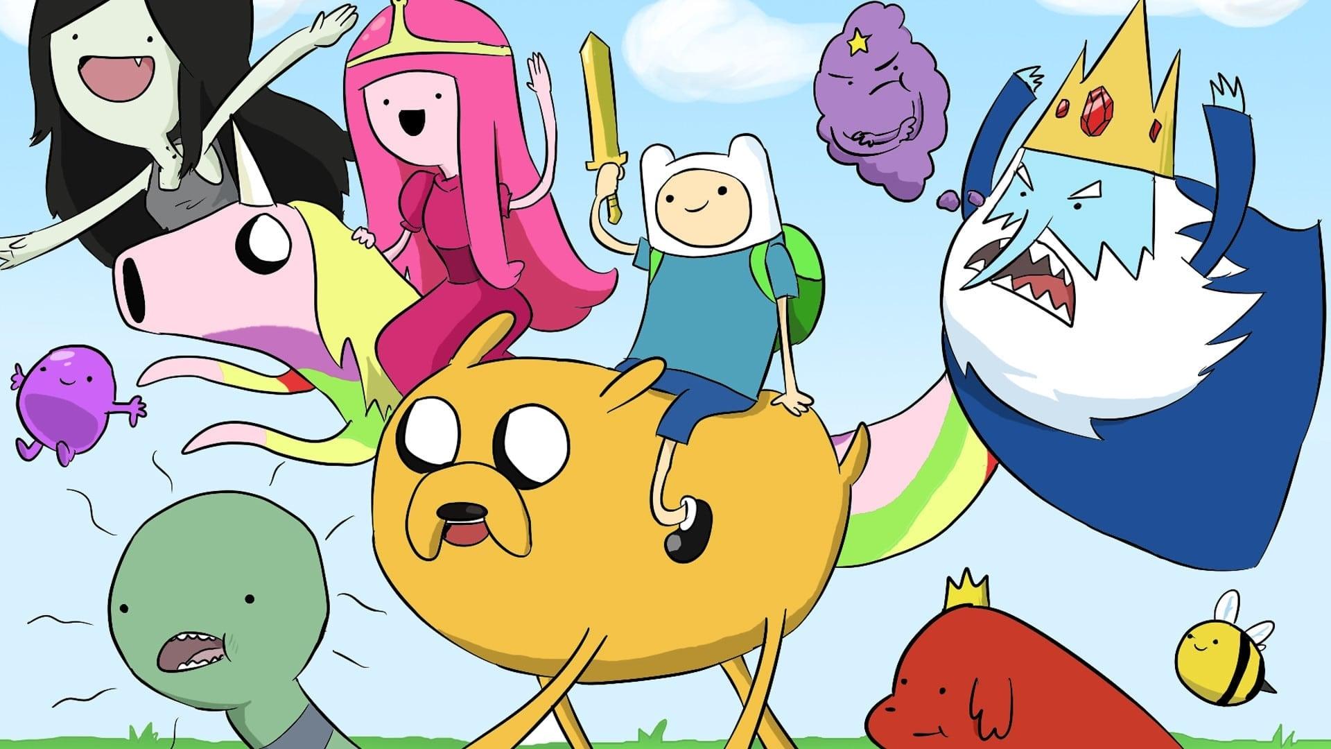 Adventure Time Stream Deutsch Kostenlos