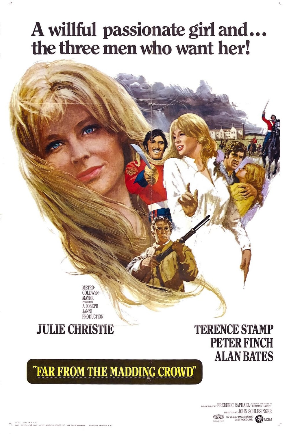 Far from the Madding Crowd (1967)