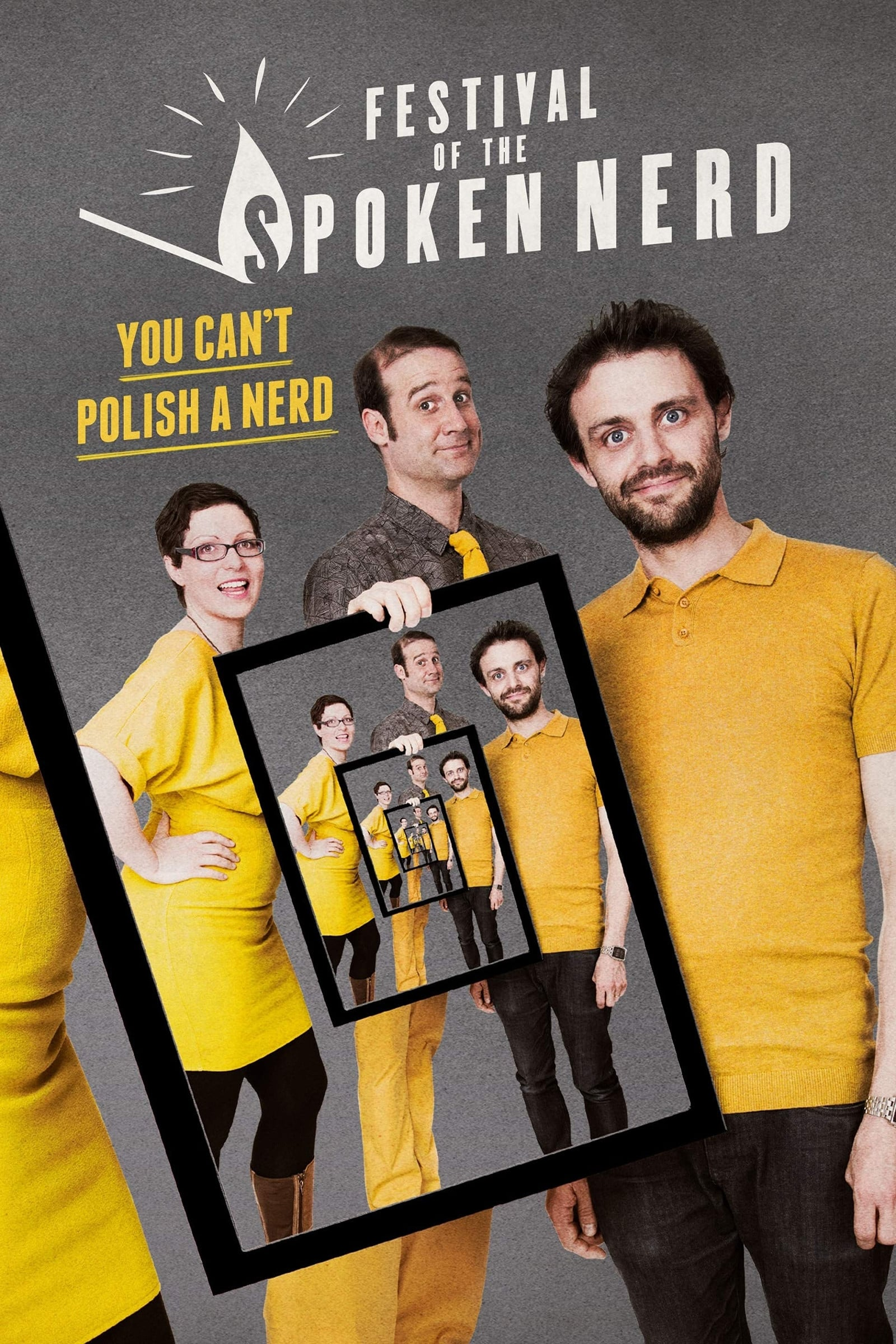 You Can't Polish A Nerd (2018)