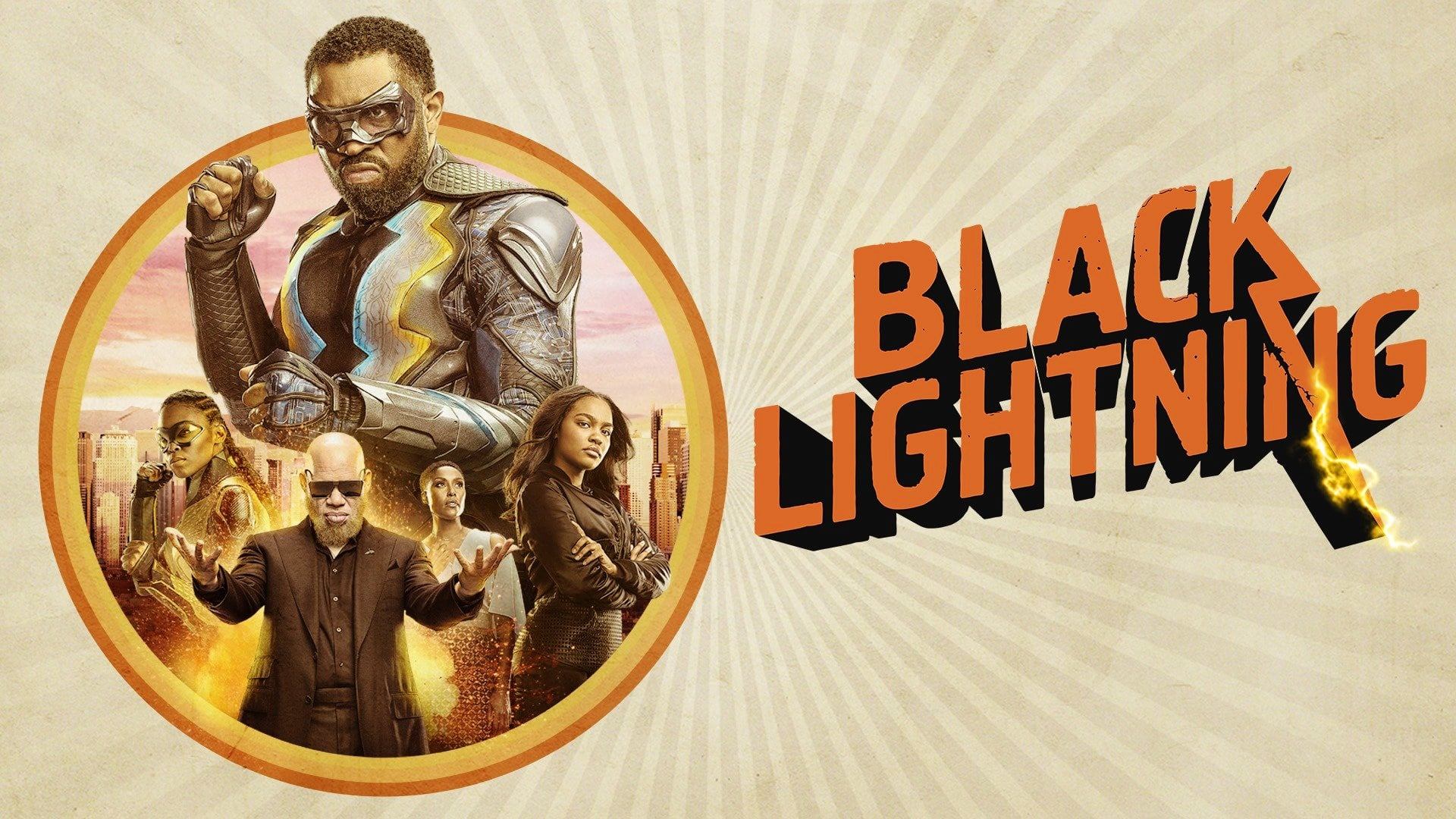 Black Lightning - Season 4