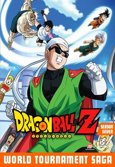 Dragon Ball Z – Saga Torneio do Outro Mundo 720p dublado torrent