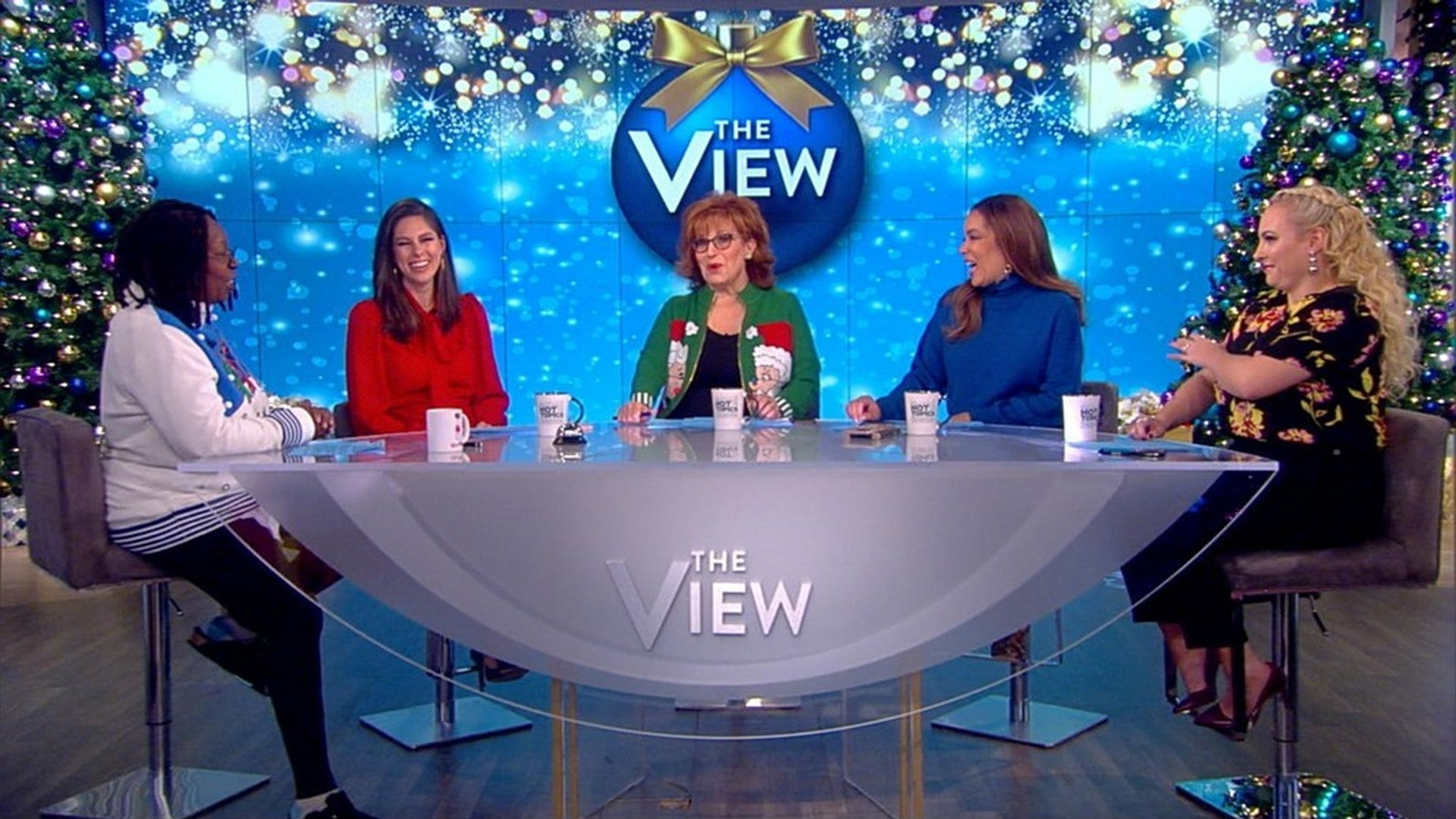 The View Season 22 :Episode 63  Rep. Steve Scalise