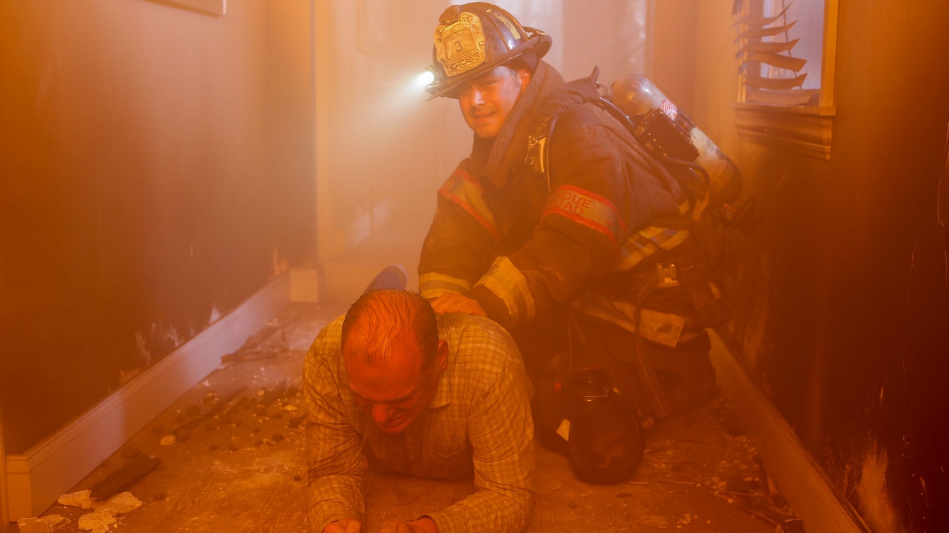 Chicago Fire - Season 5 Episode 5 : I Held Her Hand