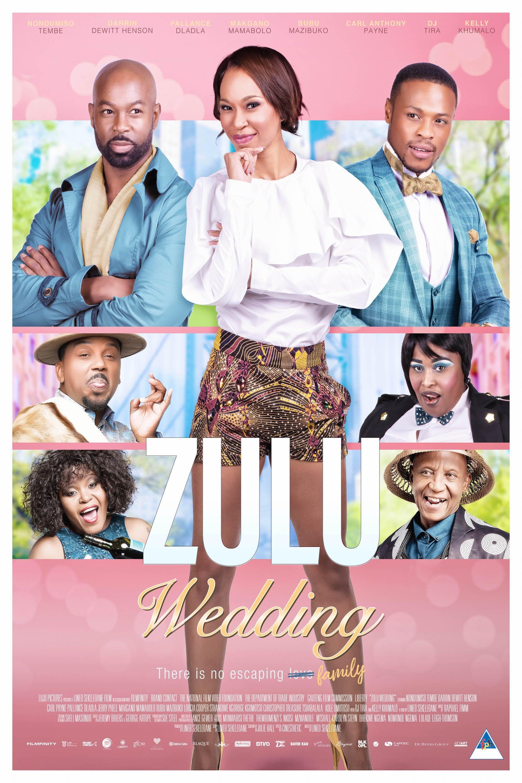 Zulu Wedding (2019)