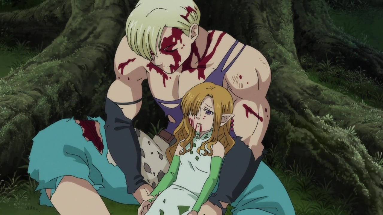 The Seven Deadly Sins Season 3 :Episode 6  We Call That Love