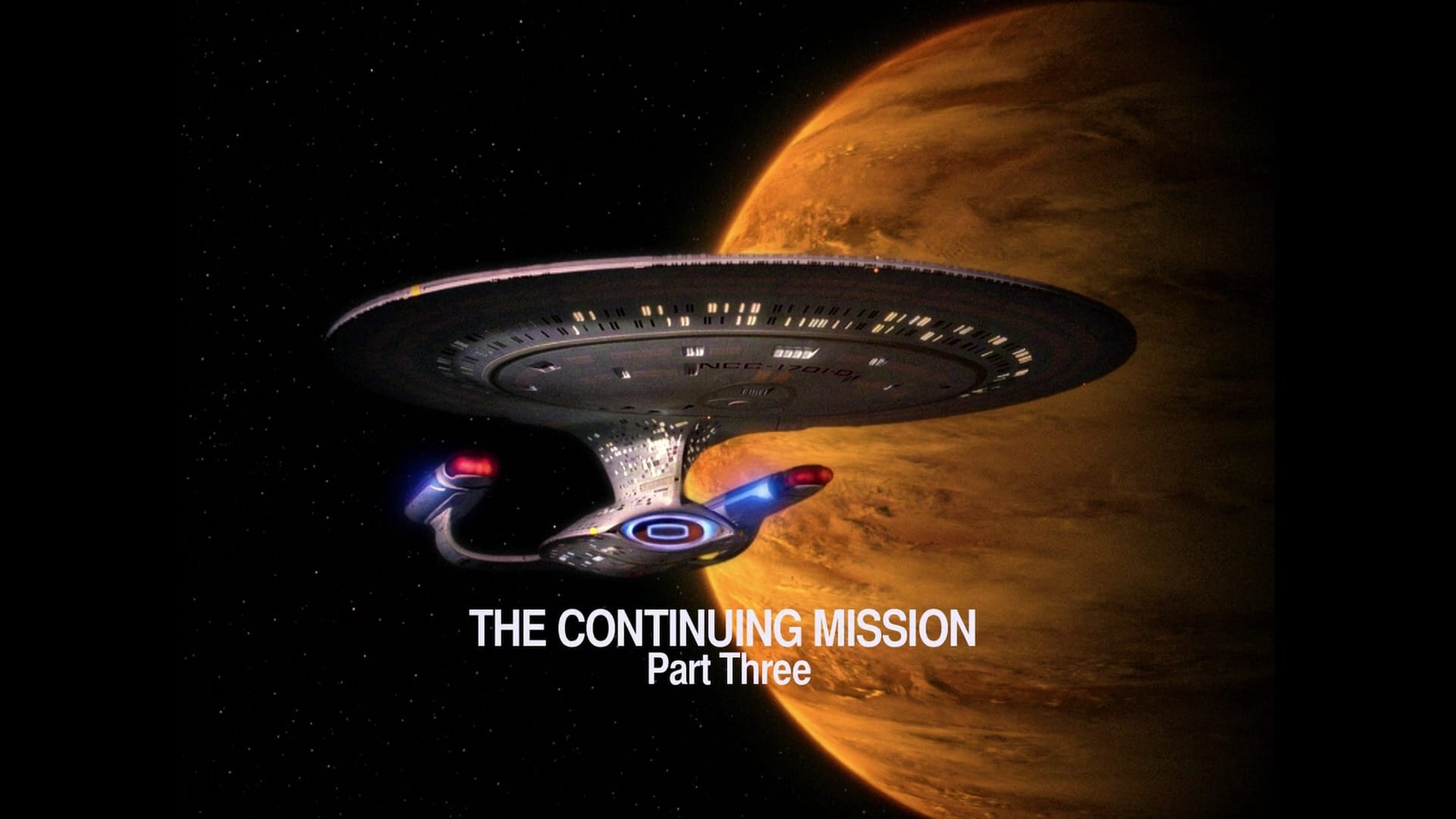 Stardate Revisited: The Origin of Star Trek: The Next Generation - Part 3: The Continuing Mission-Azwaad Movie Database