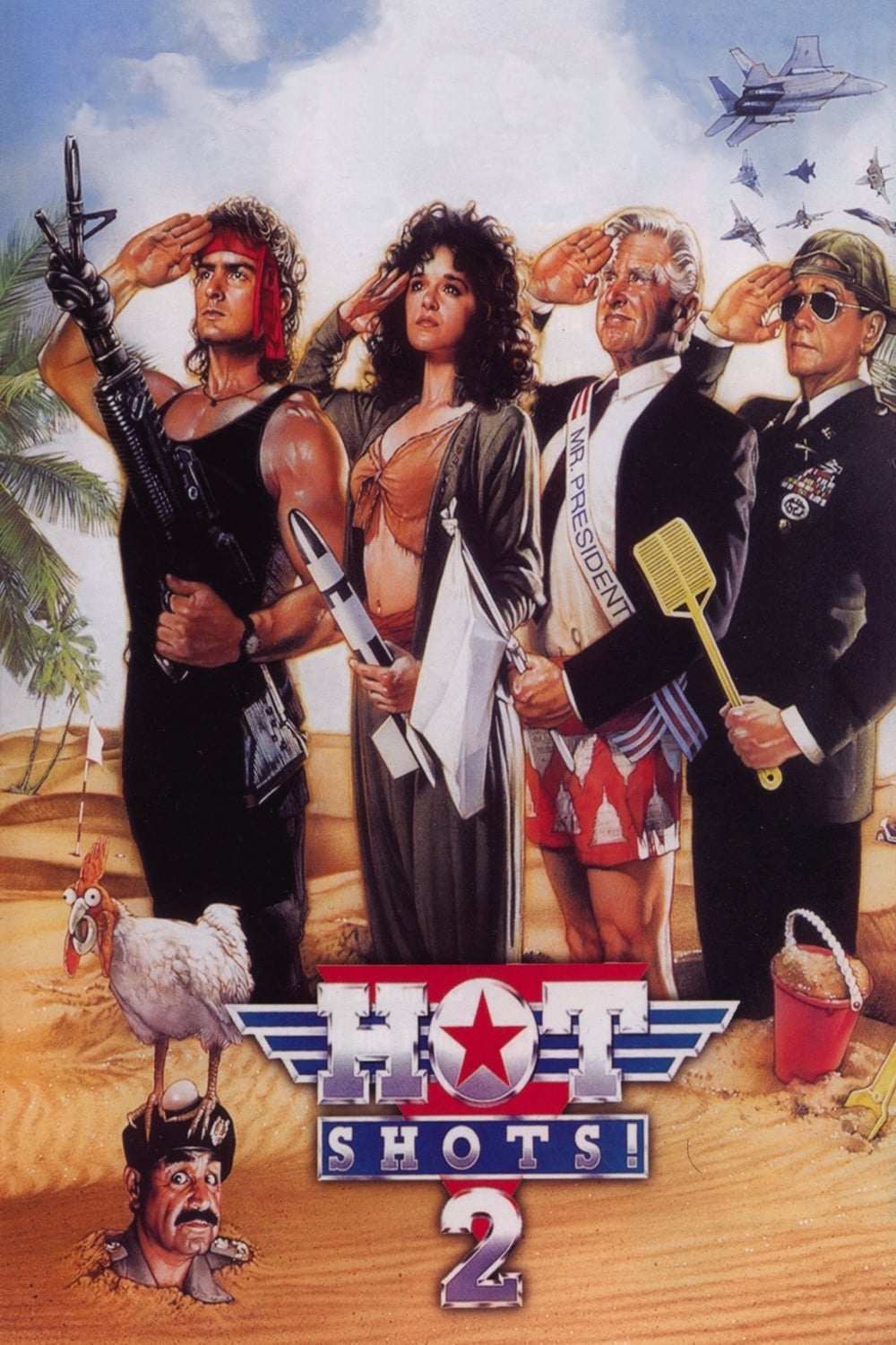 Hot Shots 1 Ganzer Film Deutsch