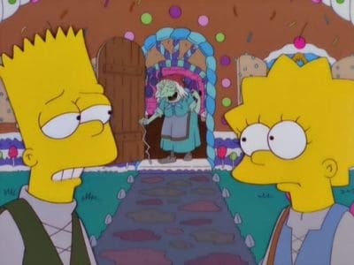The Simpsons Season 12 :Episode 1  Treehouse of Horror XI