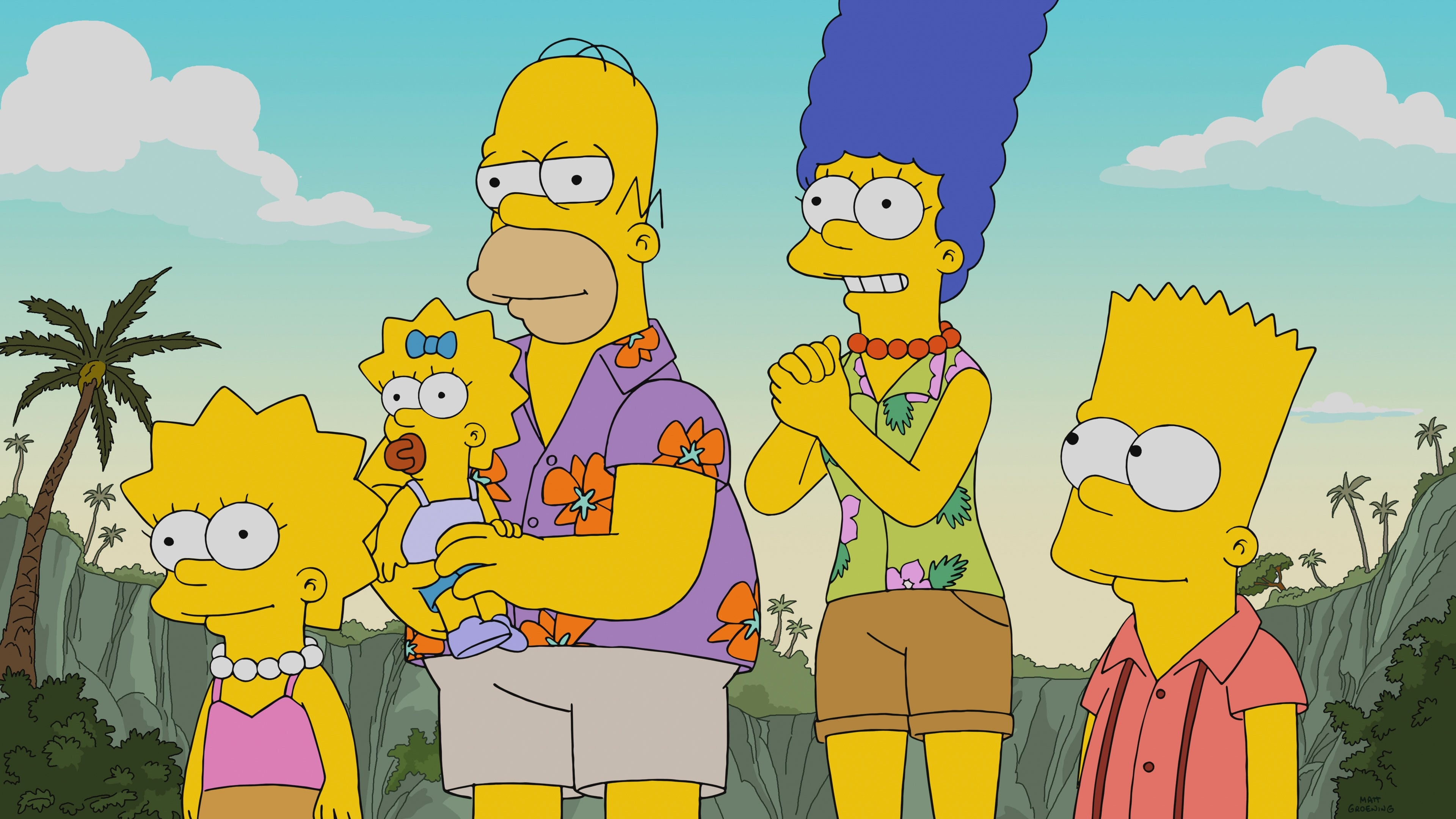 The Simpsons - Season 30 Episode 4 : Treehouse of Horror XXIX