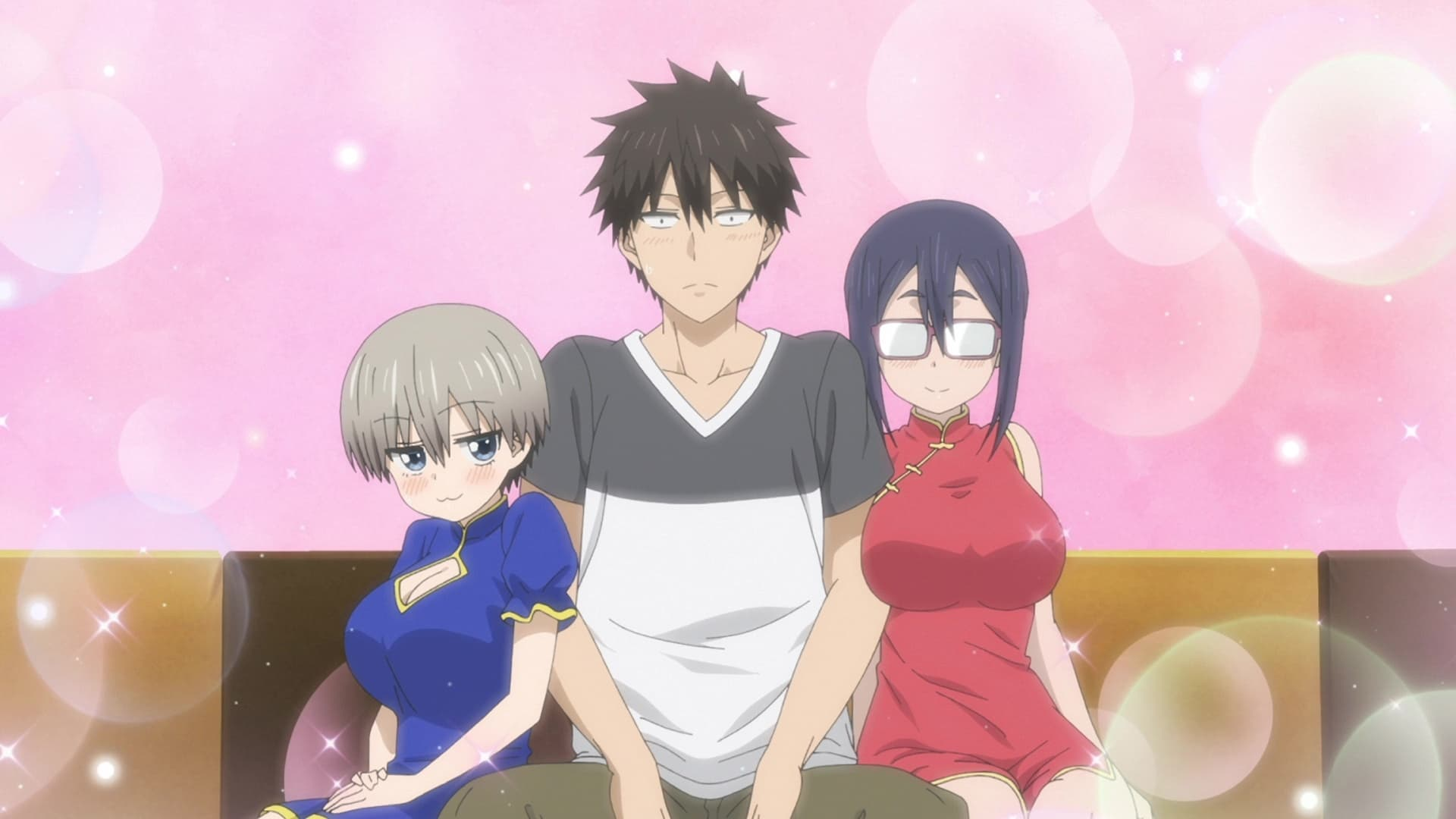 Uzaki-chan Wants to Hang Out! Season 1 :Episode 11  Does Sakurai Want to Hang Out, Too?
