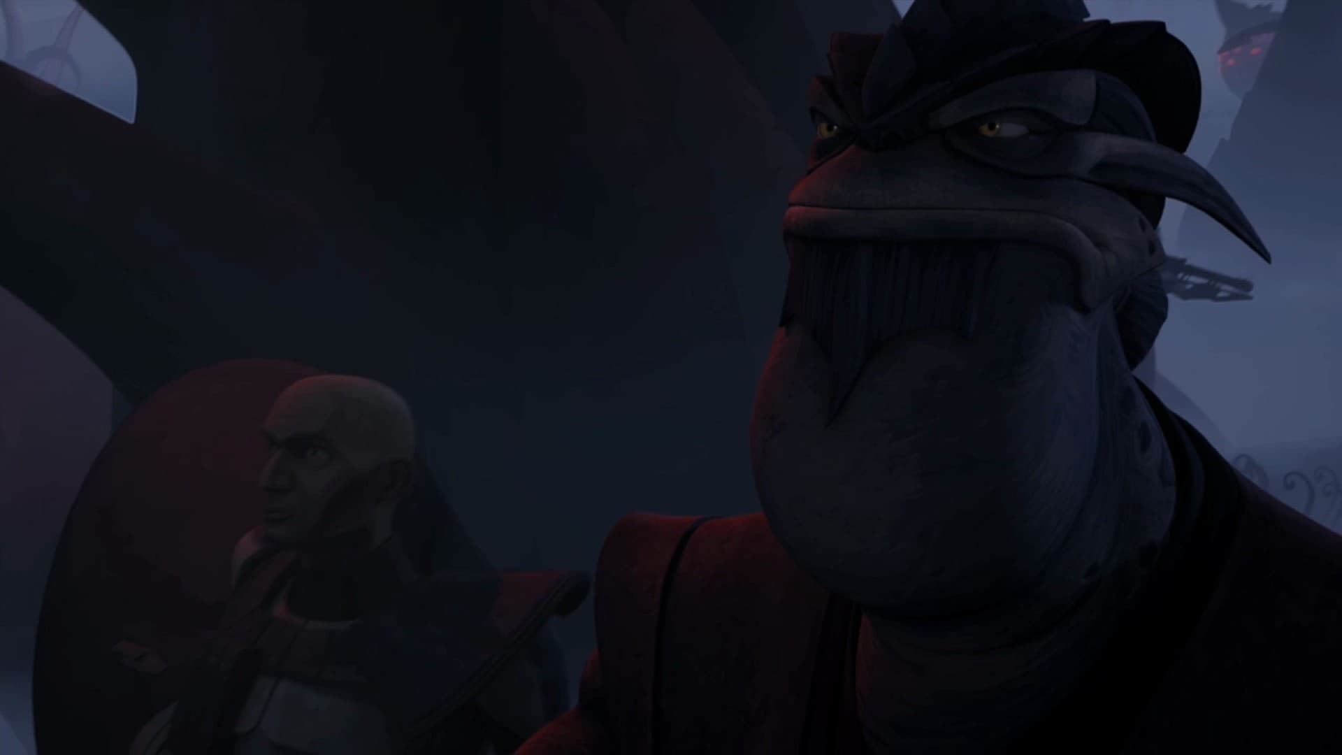 Star Wars: The Clone Wars - Season 4 Episode 7 : Darkness on Umbara