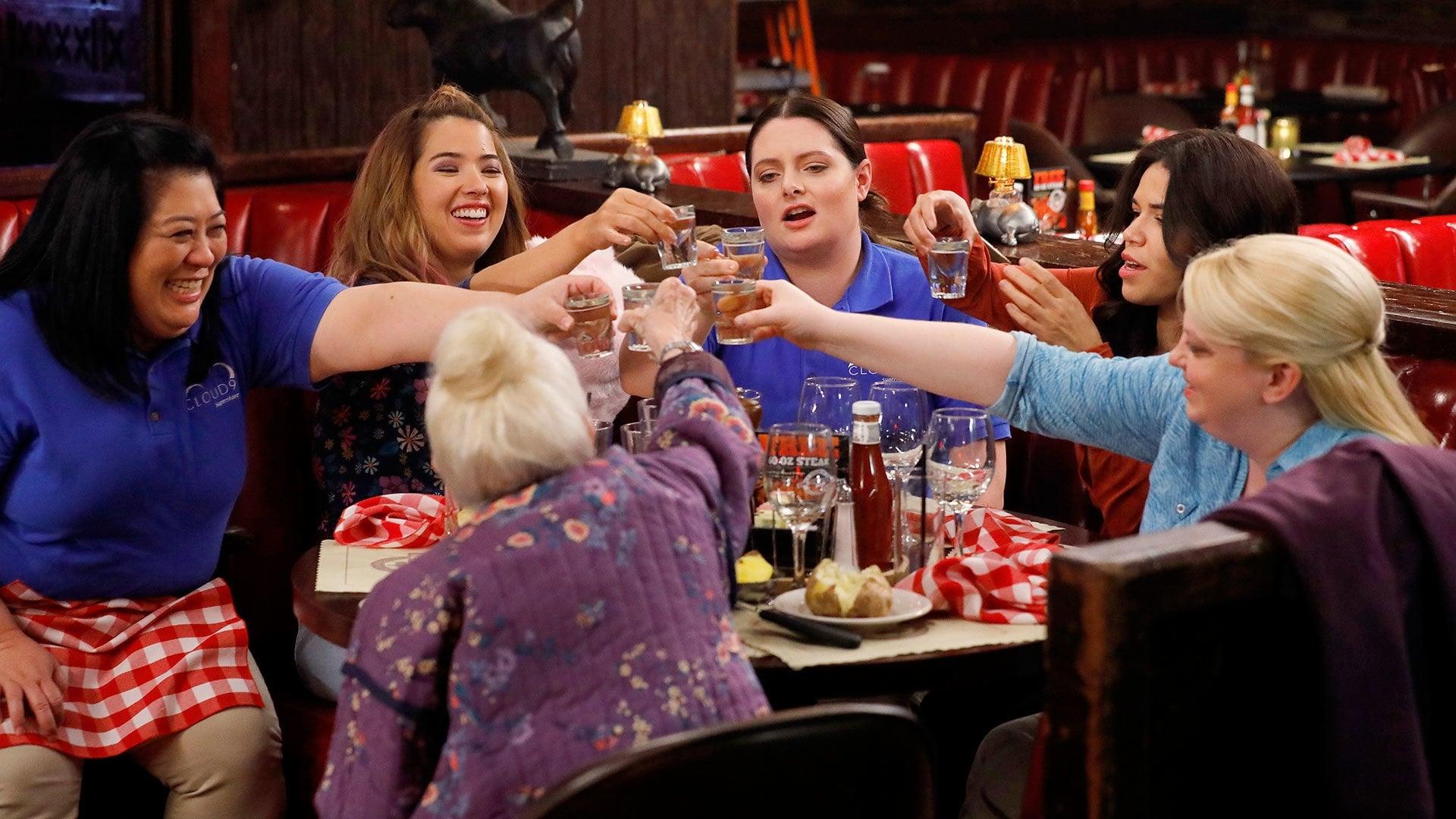 Superstore Season 2 :Episode 13  Ladies' Lunch