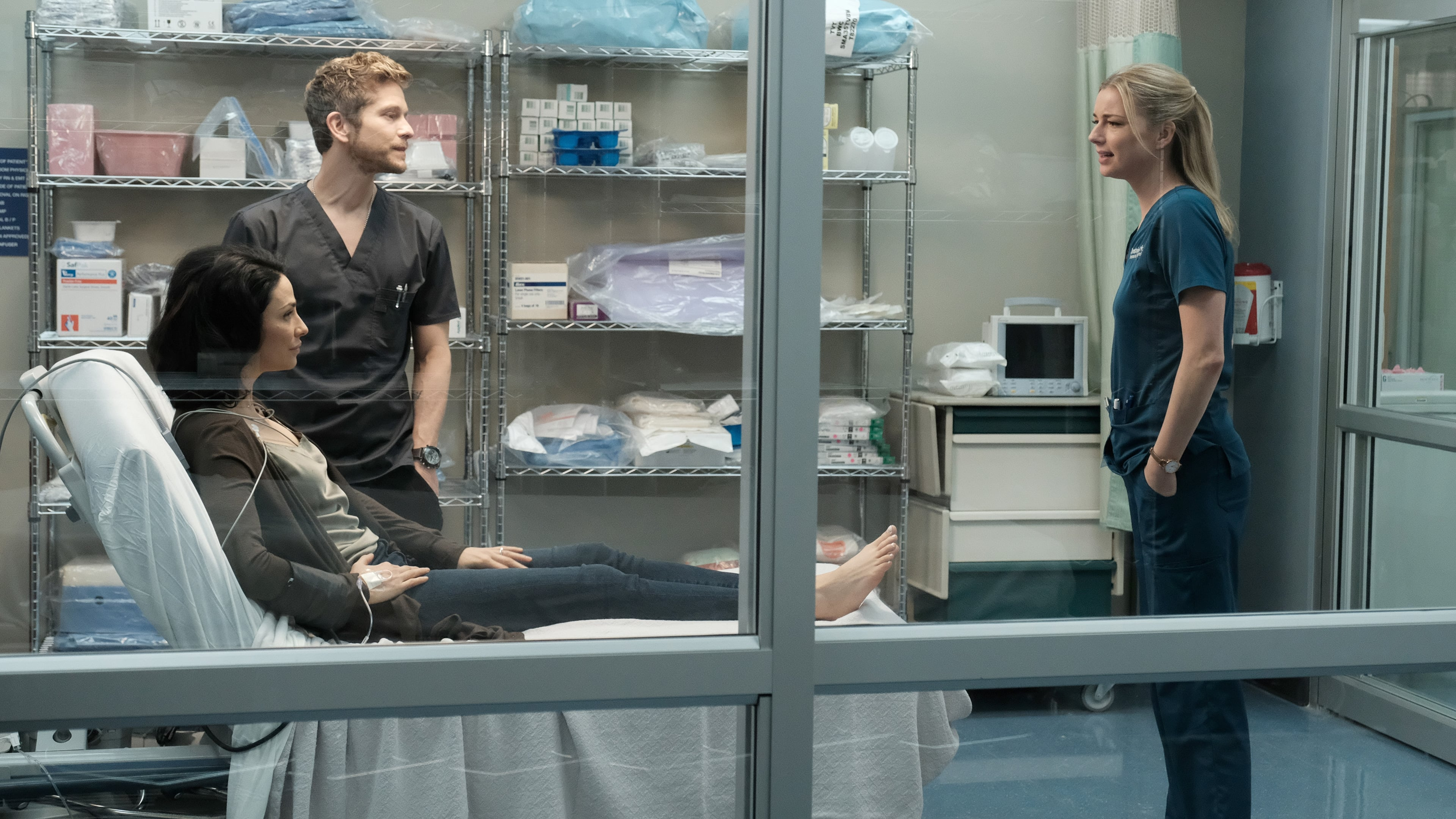 The Resident Season 1 :Episode 9  Lost Love