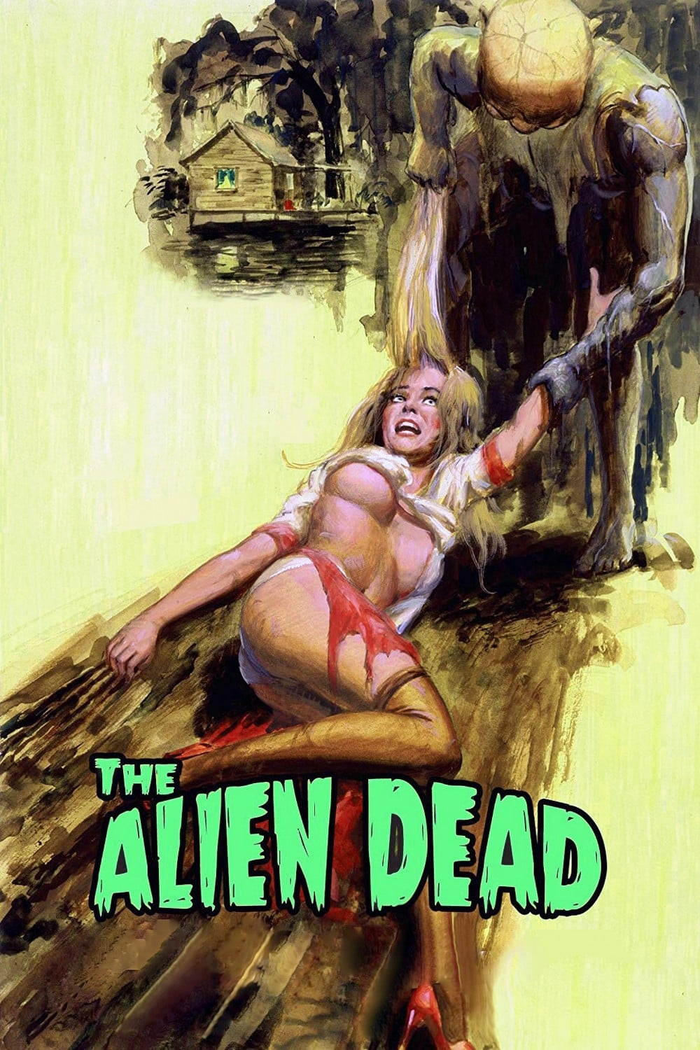 The Alien Dead on FREECABLE TV
