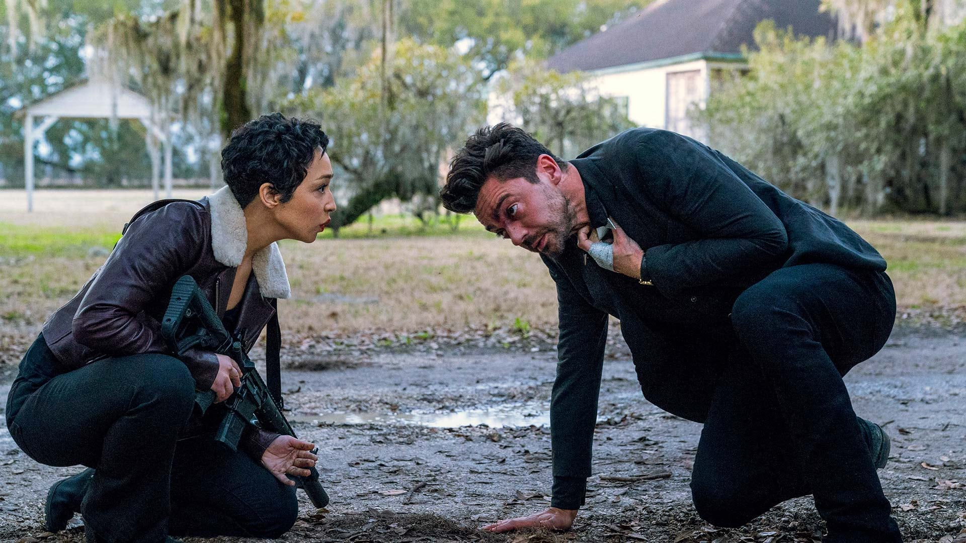 Preacher Season 3 :Episode 2  Sonsabitches