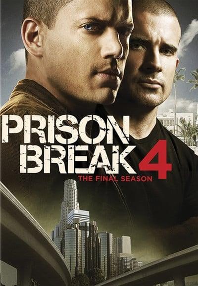 Baixar Prison Break 4ª Temporada Dublado Torrent