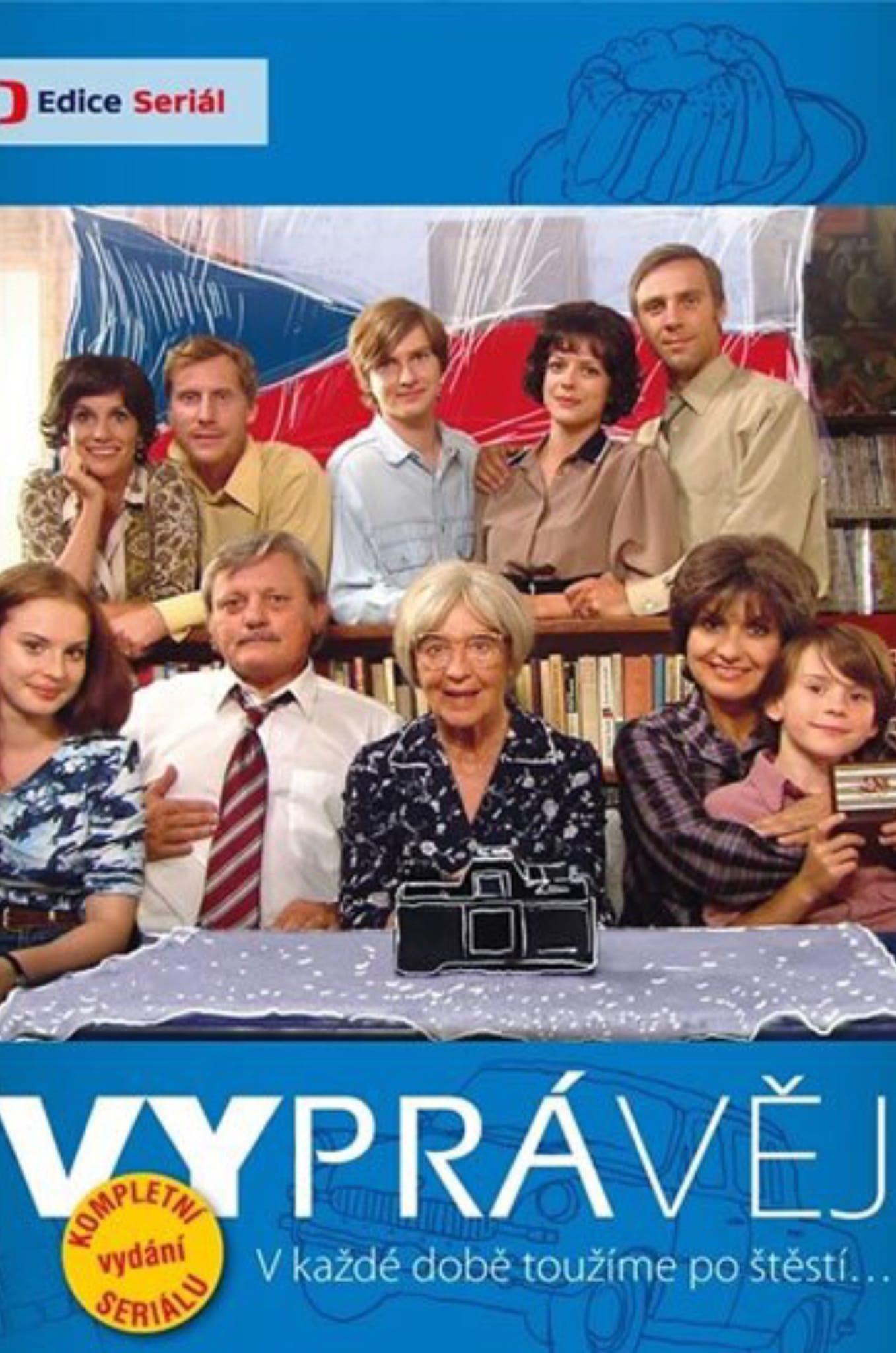 Vyprávěj TV Shows About Family Life