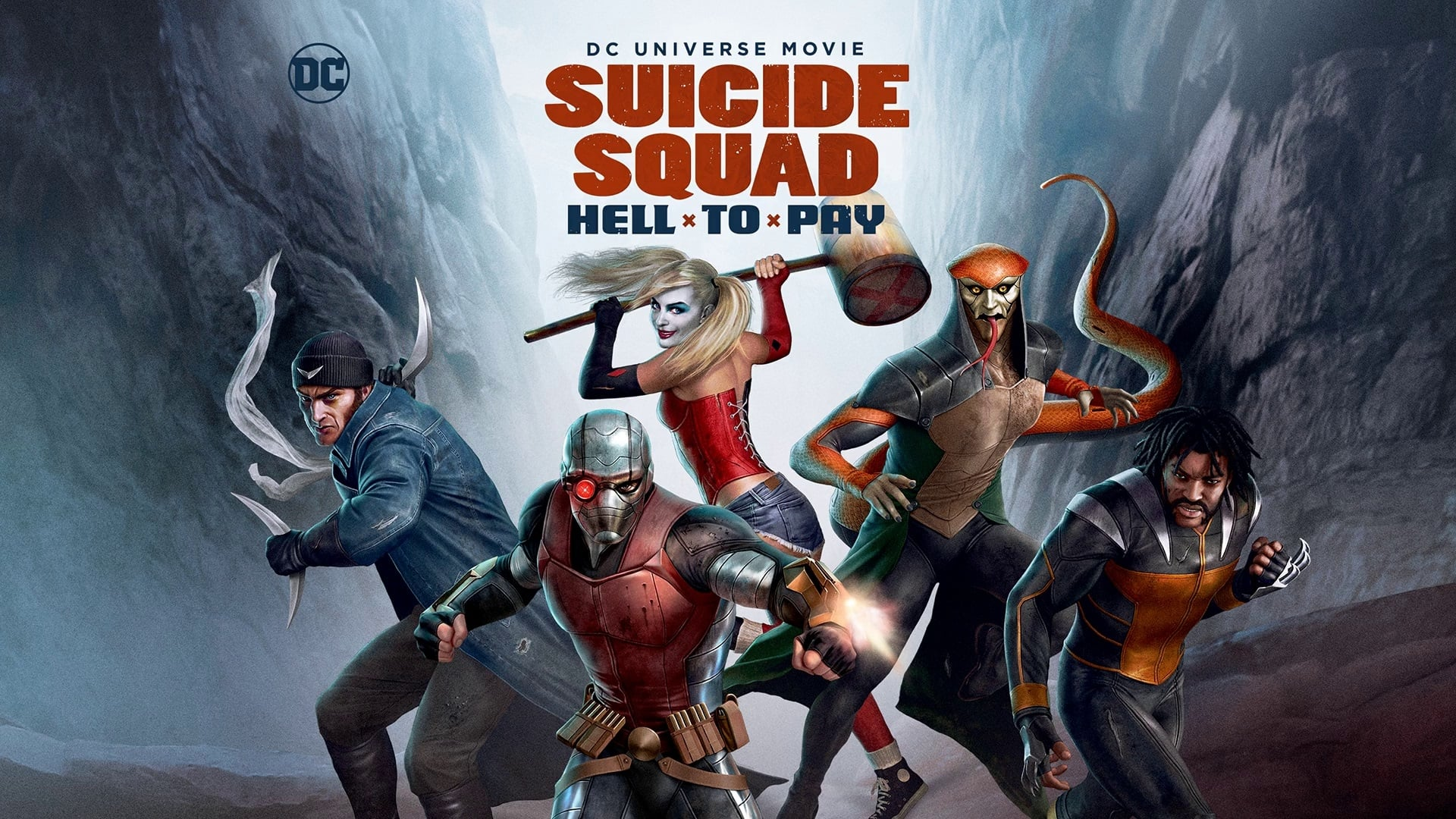 Suicide Squad Hell To Pay Stream