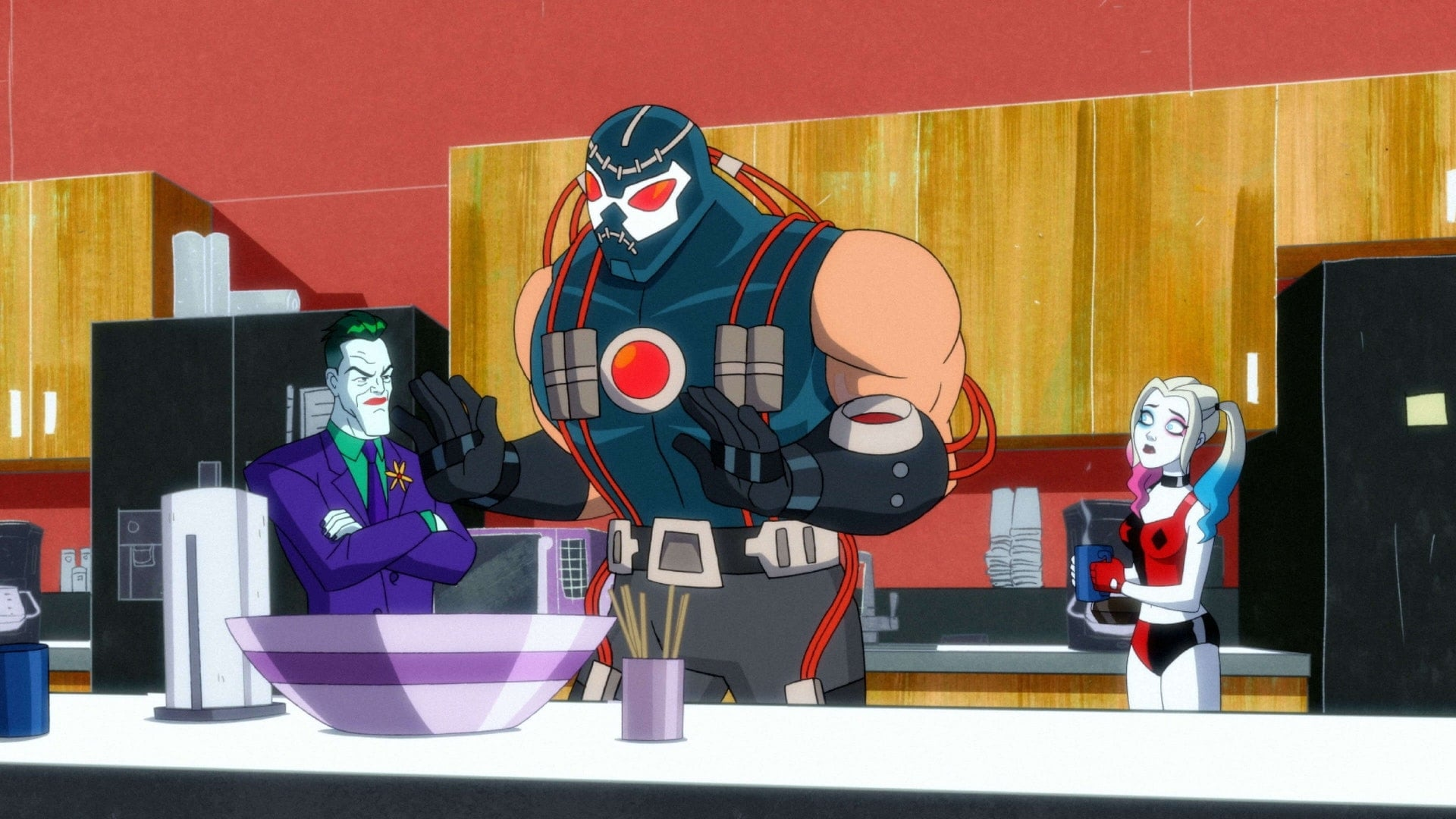 Harley Quinn - Season 1 Episode 9 : A Seat at the Table
