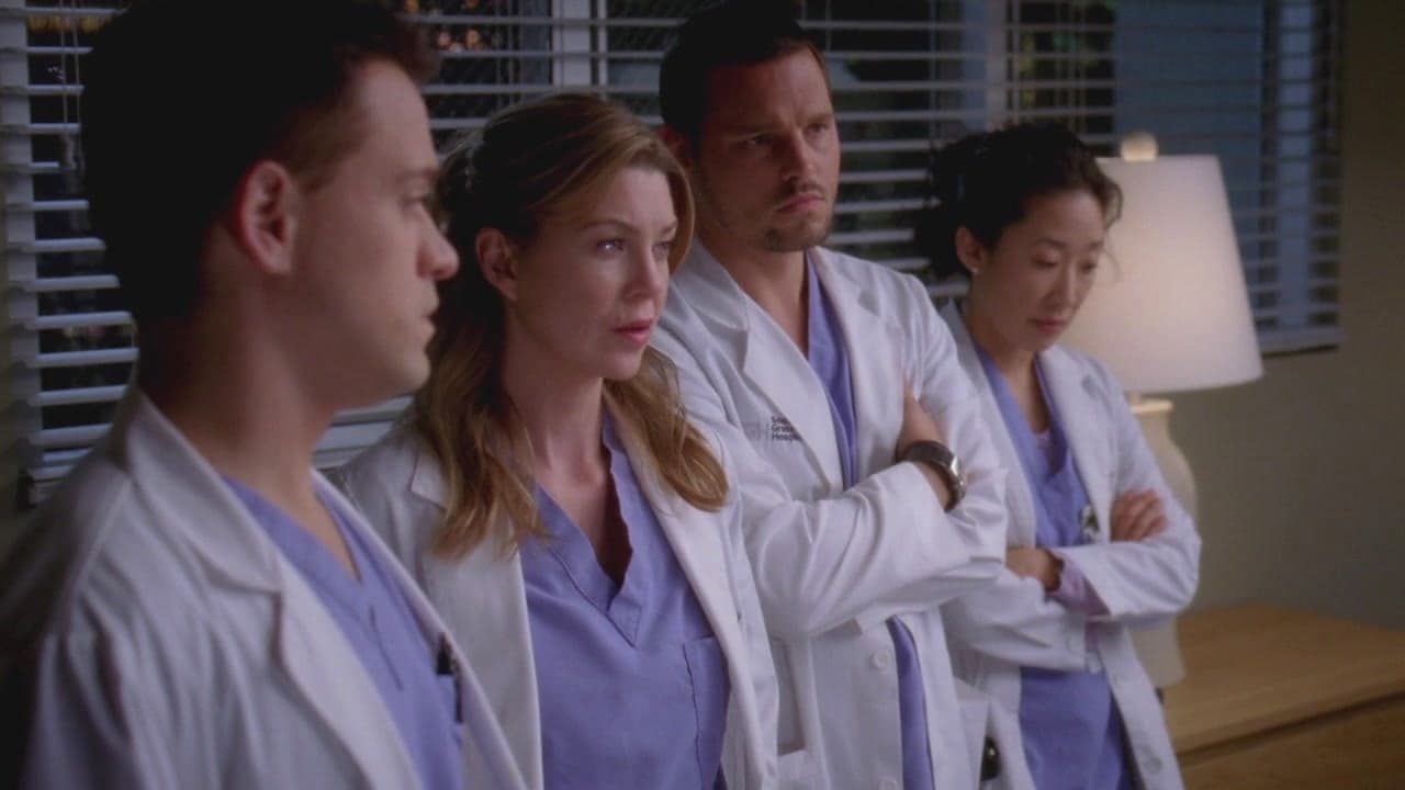 Grey's Anatomy Season 5 :Episode 9  In the Midnight Hour