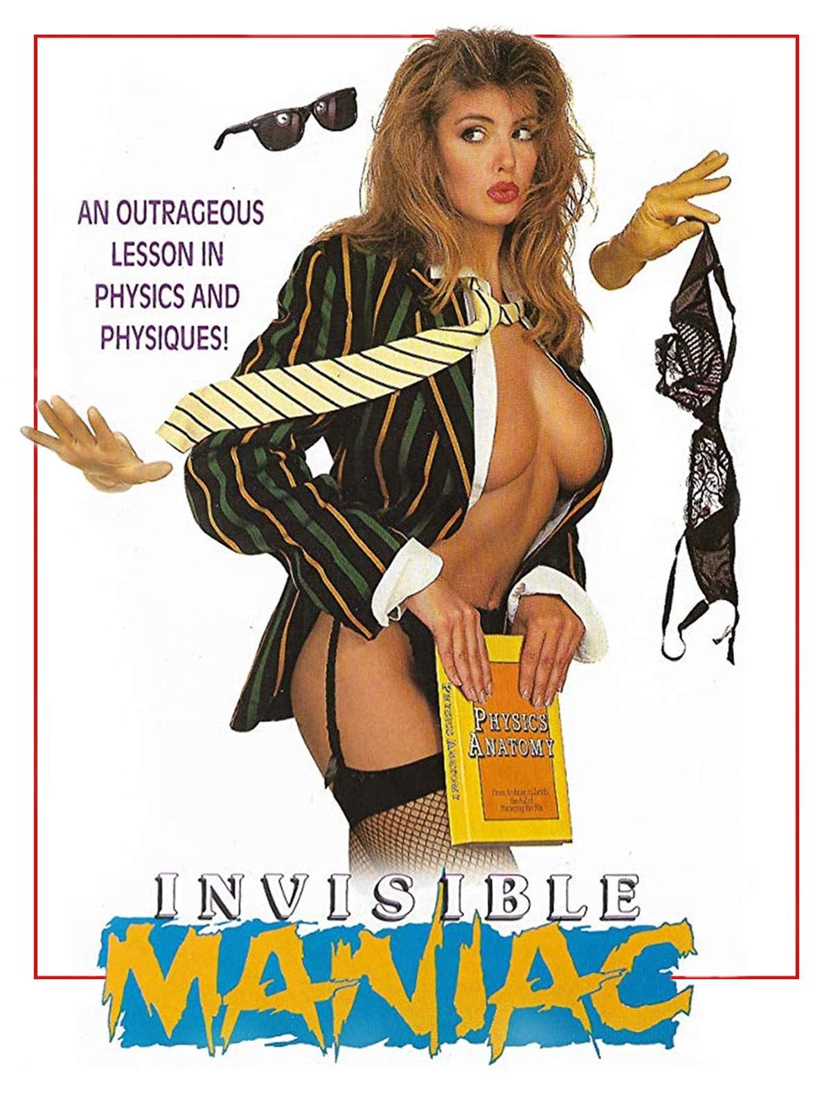 The Invisible Maniac (1990)