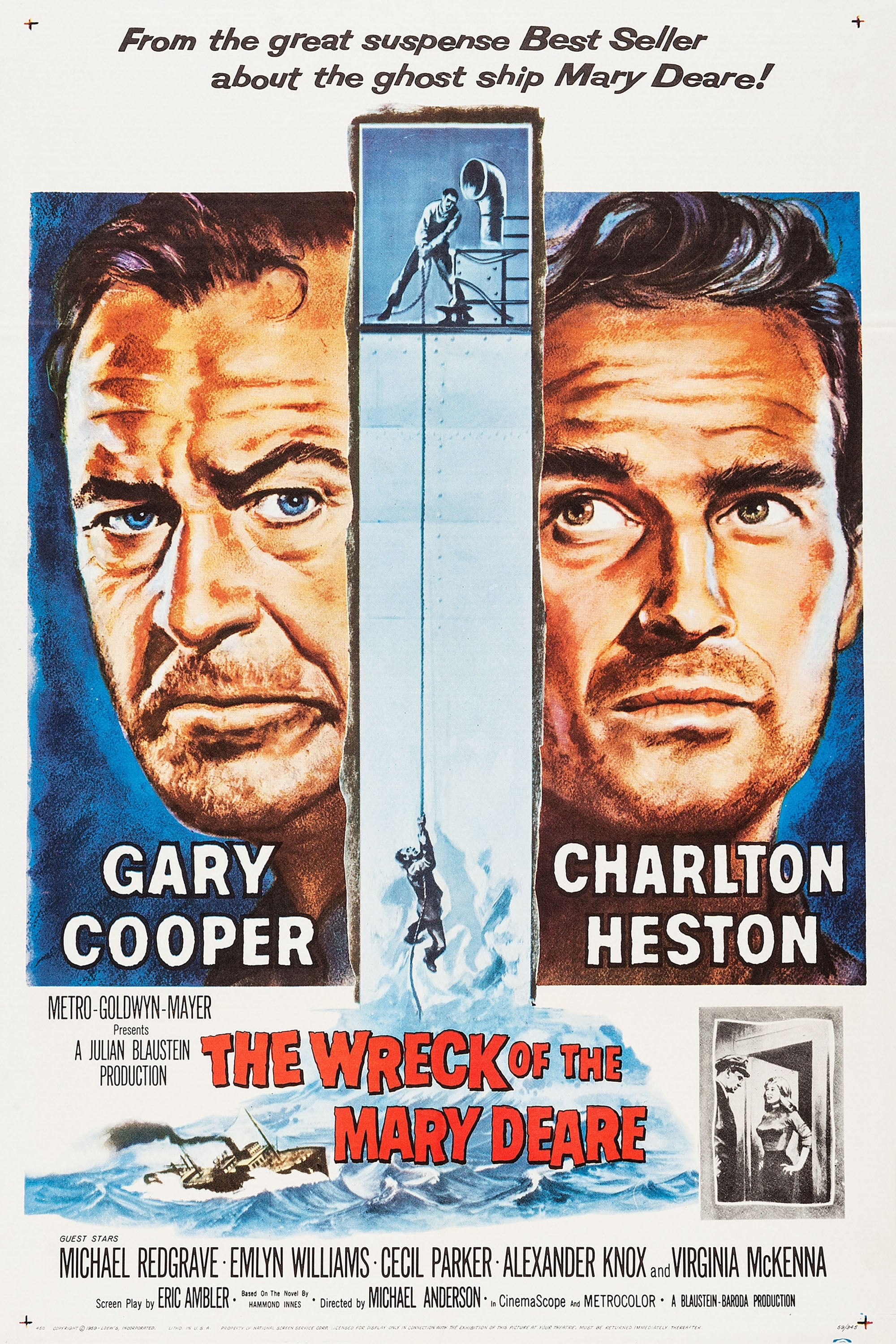 The Wreck of the Mary Deare (1959)