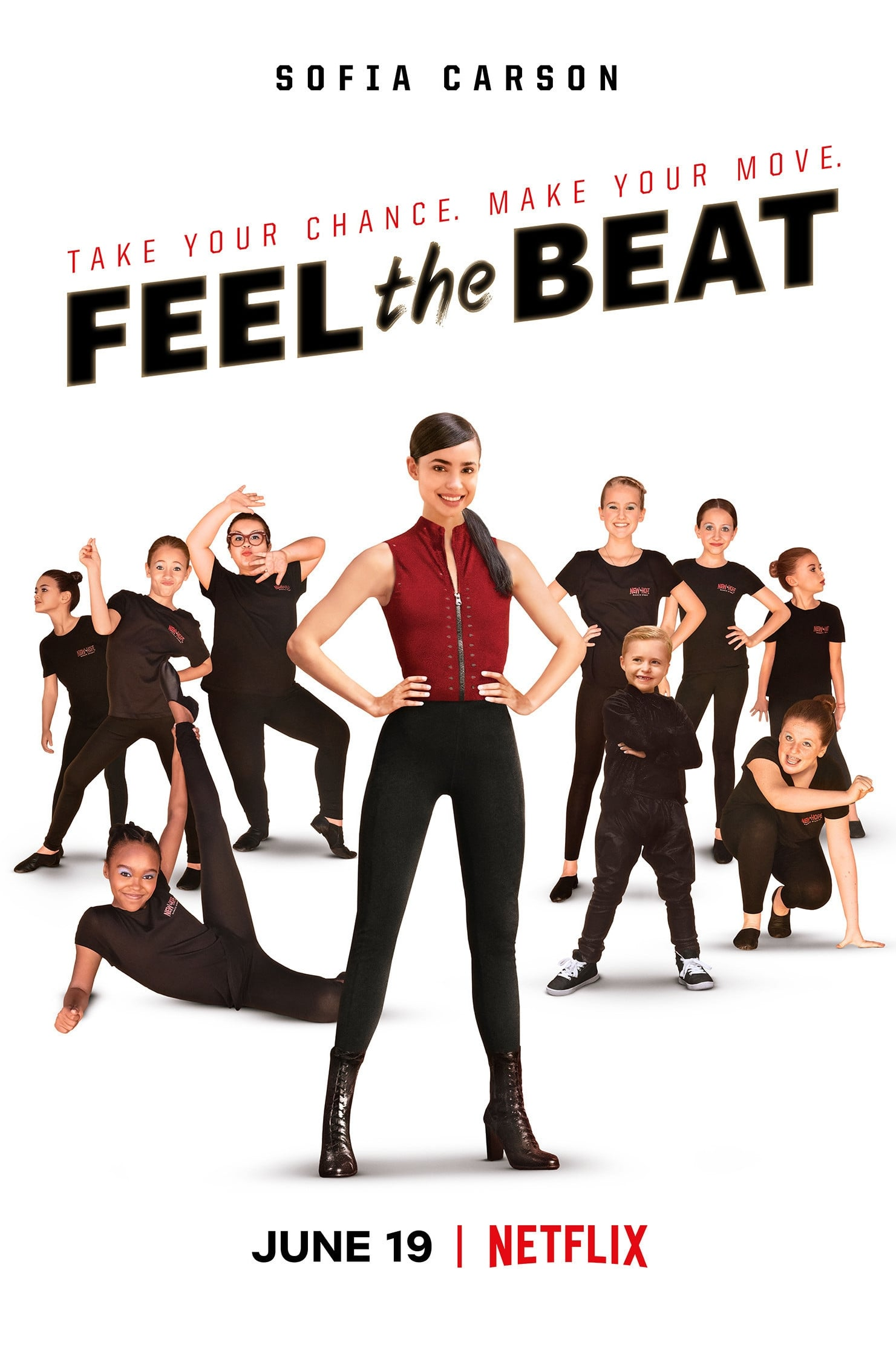 assistir filme feel the beat