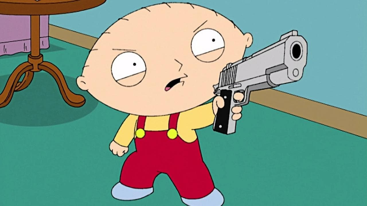 Family Guy Season 6 :Episode 4  Stewie Kills Lois (1)