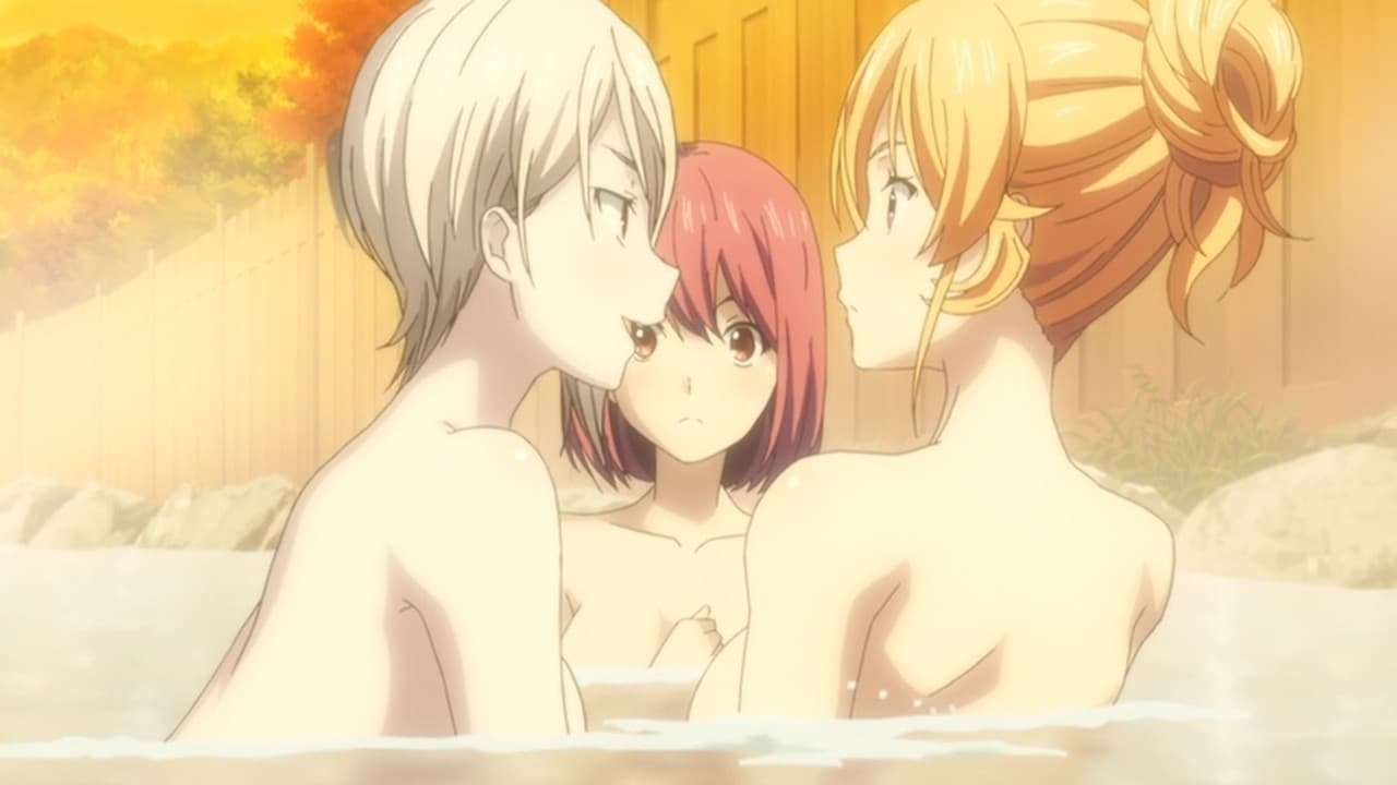 Food Wars! Shokugeki no Soma Season 0 :Episode 4  Autumn Moon's Chance Encounter